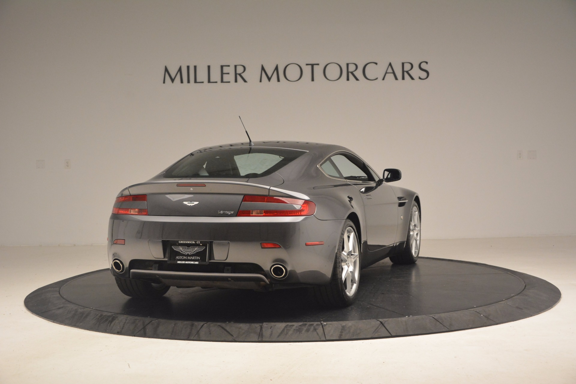 Used 2006 Aston Martin V8 Vantage Coupe  For Sale In Greenwich, CT. Alfa Romeo of Greenwich, A1215A 1180_p7