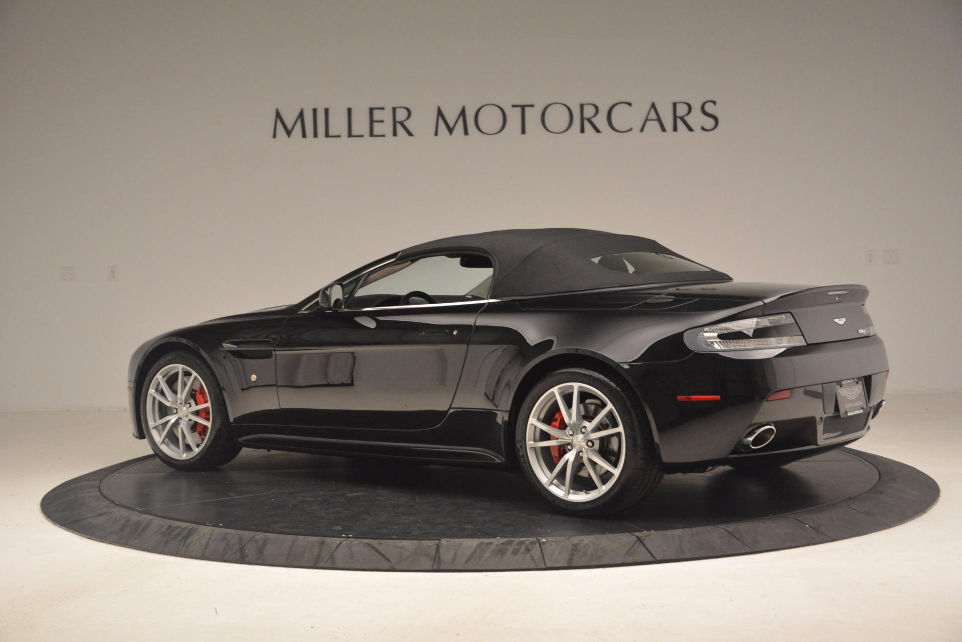 Used 2012 Aston Martin V8 Vantage S Roadster For Sale In Greenwich, CT. Alfa Romeo of Greenwich, 4328A 1181_p16