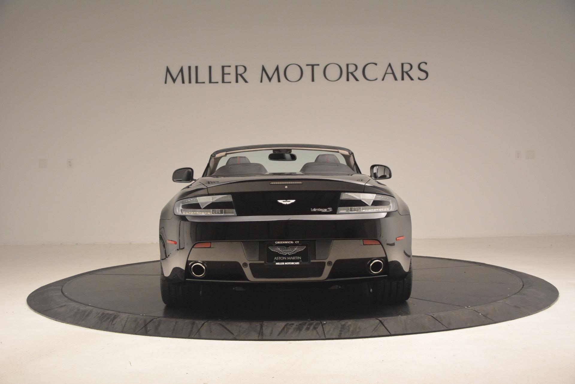Used 2012 Aston Martin V8 Vantage S Roadster For Sale In Greenwich, CT. Alfa Romeo of Greenwich, 4328A 1181_p6