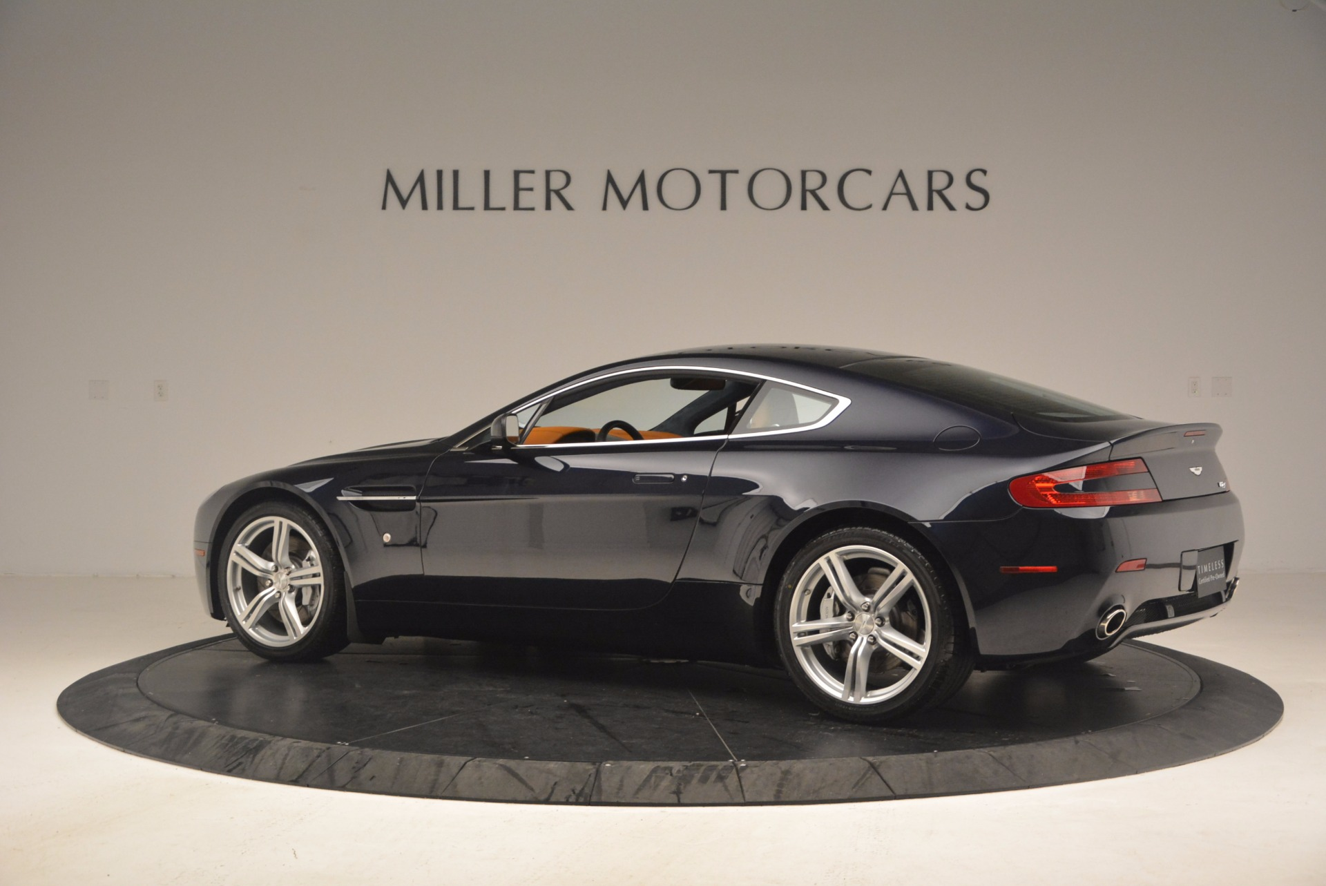 Used 2009 Aston Martin V8 Vantage  For Sale In Greenwich, CT. Alfa Romeo of Greenwich, 7210 1183_p4