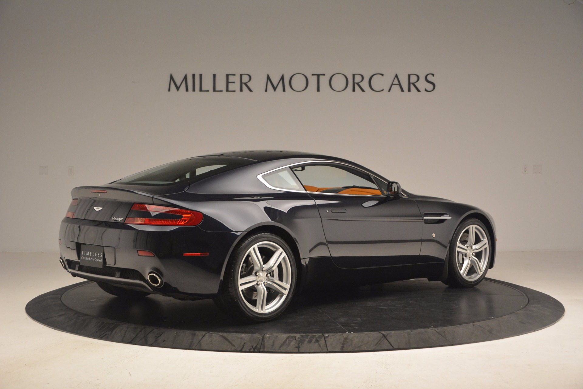 Used 2009 Aston Martin V8 Vantage  For Sale In Greenwich, CT. Alfa Romeo of Greenwich, 7210 1183_p8