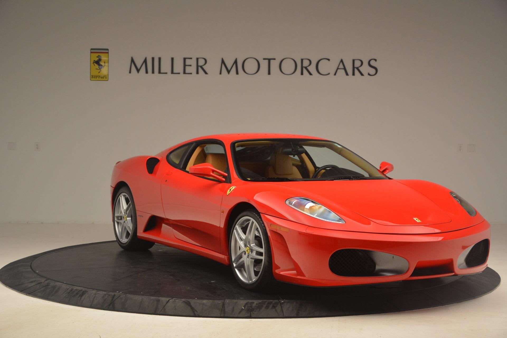 Used 2005 Ferrari F430  For Sale In Greenwich, CT. Alfa Romeo of Greenwich, 4335A 1184_p11