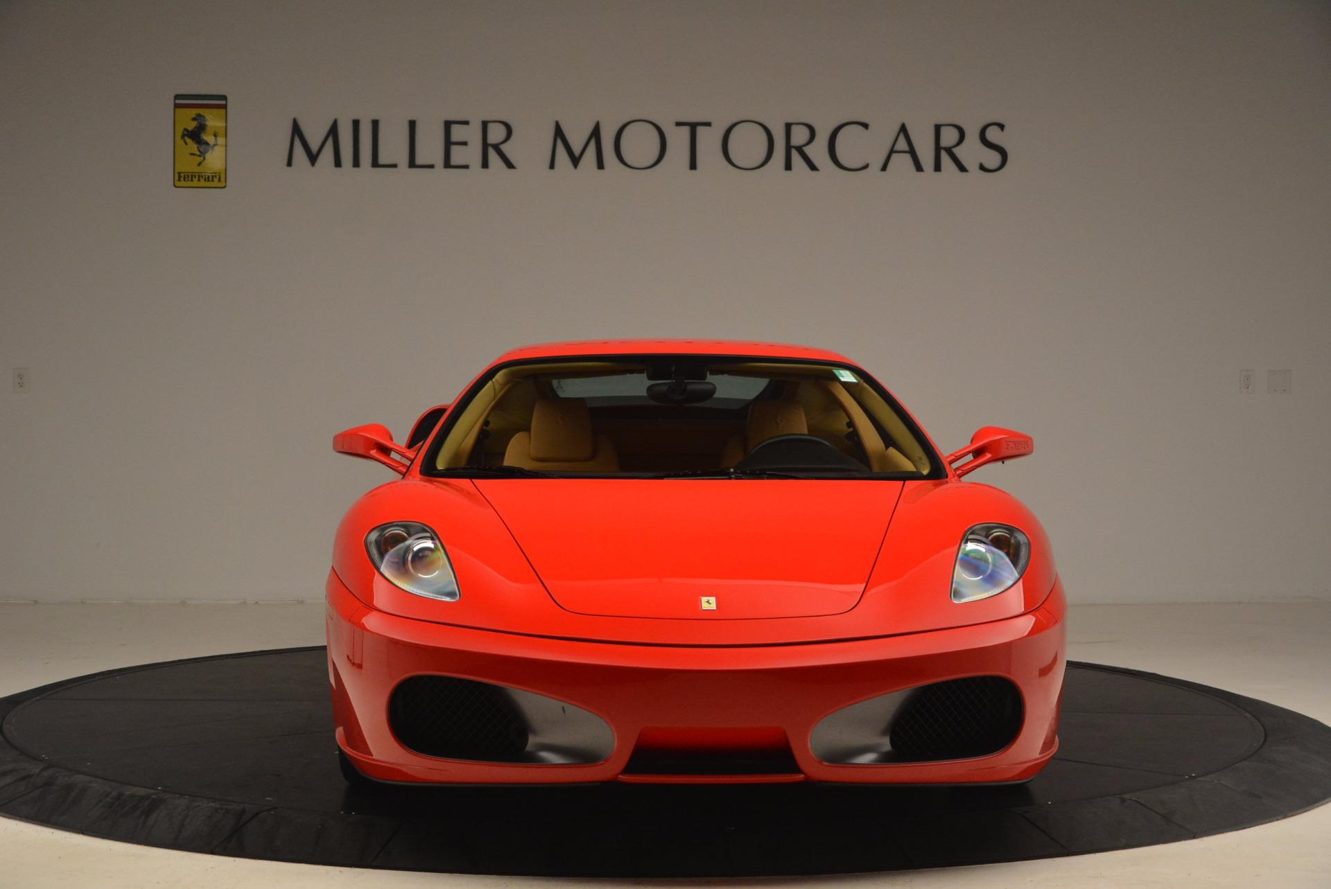 Used 2005 Ferrari F430  For Sale In Greenwich, CT. Alfa Romeo of Greenwich, 4335A 1184_p12