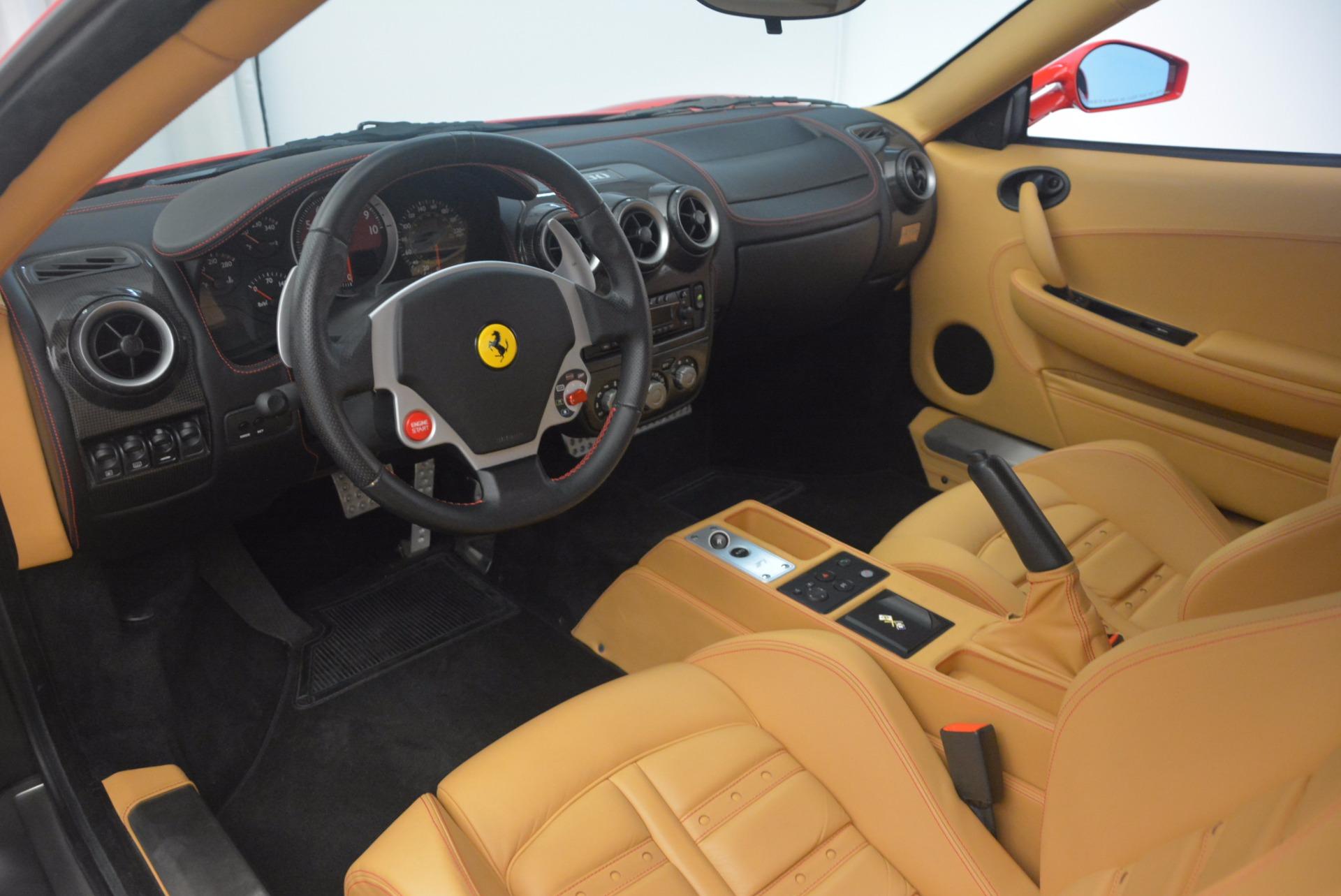 Used 2005 Ferrari F430  For Sale In Greenwich, CT. Alfa Romeo of Greenwich, 4335A 1184_p13
