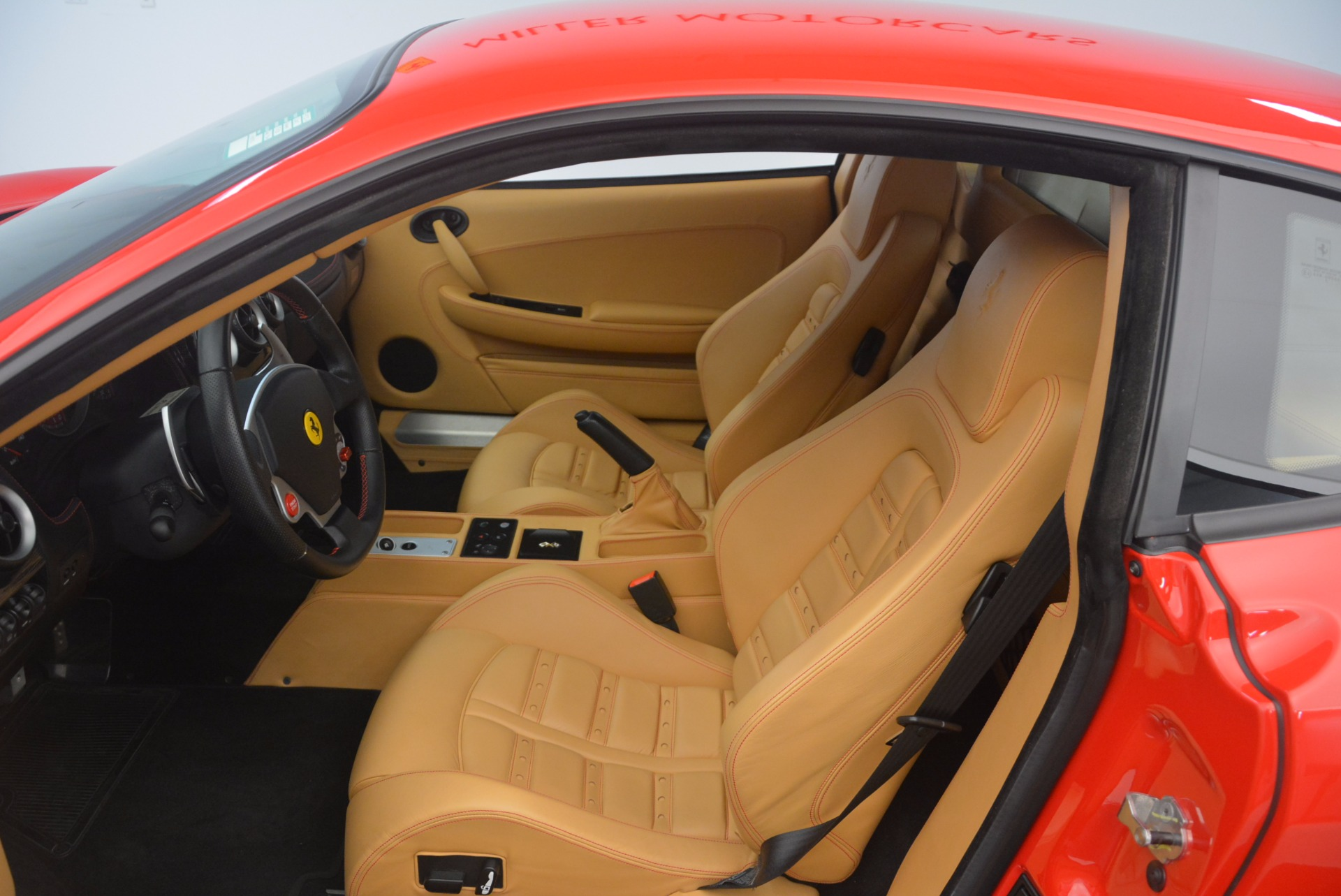 Used 2005 Ferrari F430  For Sale In Greenwich, CT. Alfa Romeo of Greenwich, 4335A 1184_p14