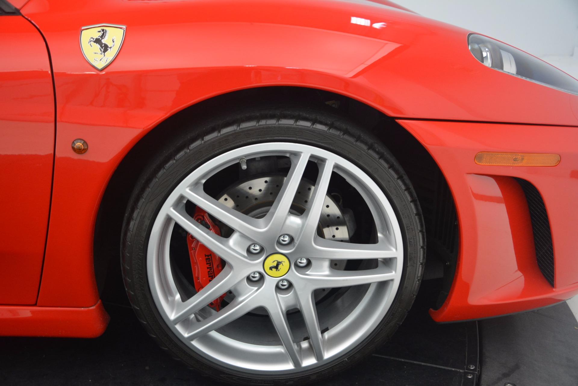 Used 2005 Ferrari F430  For Sale In Greenwich, CT. Alfa Romeo of Greenwich, 4335A 1184_p18