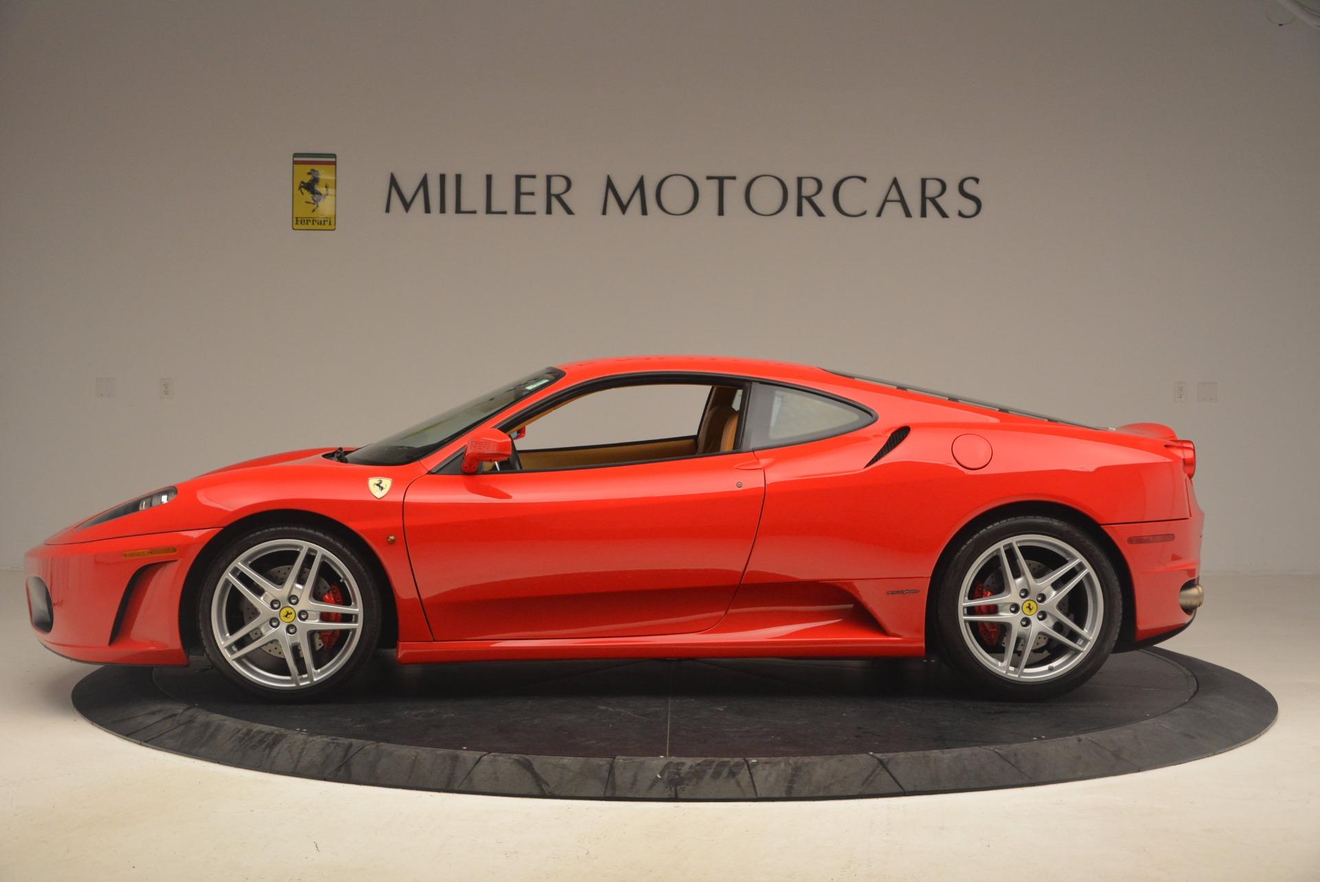 Used 2005 Ferrari F430  For Sale In Greenwich, CT. Alfa Romeo of Greenwich, 4335A 1184_p3