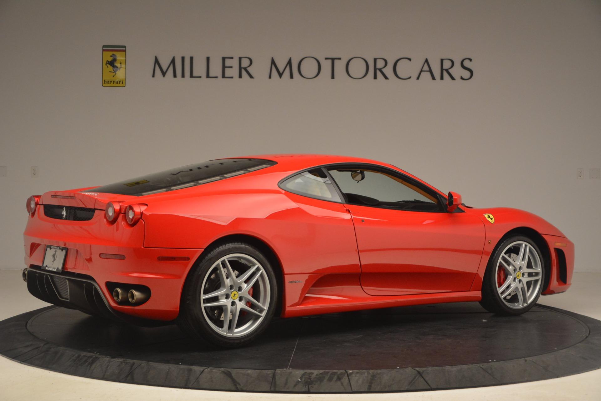 Used 2005 Ferrari F430  For Sale In Greenwich, CT. Alfa Romeo of Greenwich, 4335A 1184_p8