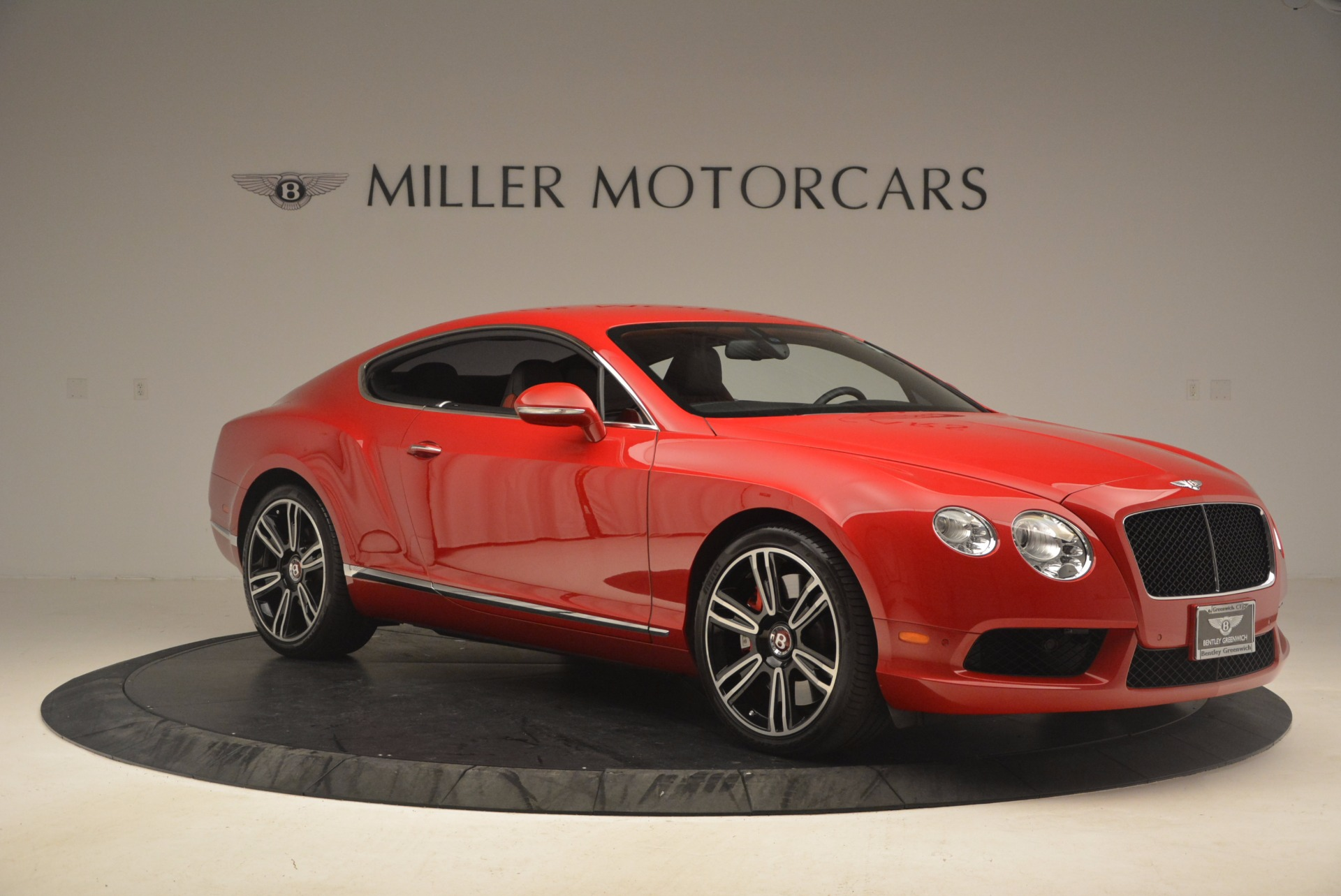 Used 2013 Bentley Continental GT V8 For Sale In Greenwich, CT. Alfa Romeo of Greenwich, 4371A 1185_p10