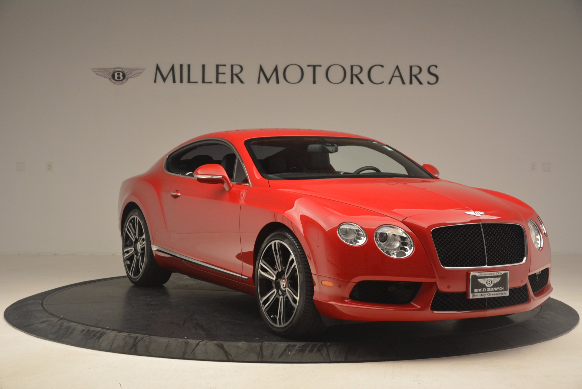 Used 2013 Bentley Continental GT V8 For Sale In Greenwich, CT. Alfa Romeo of Greenwich, 4371A 1185_p11