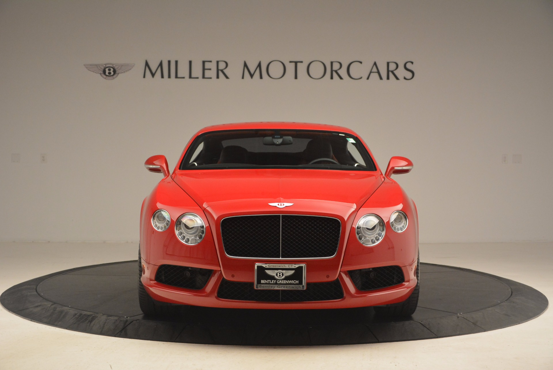 Used 2013 Bentley Continental GT V8 For Sale In Greenwich, CT. Alfa Romeo of Greenwich, 4371A 1185_p12
