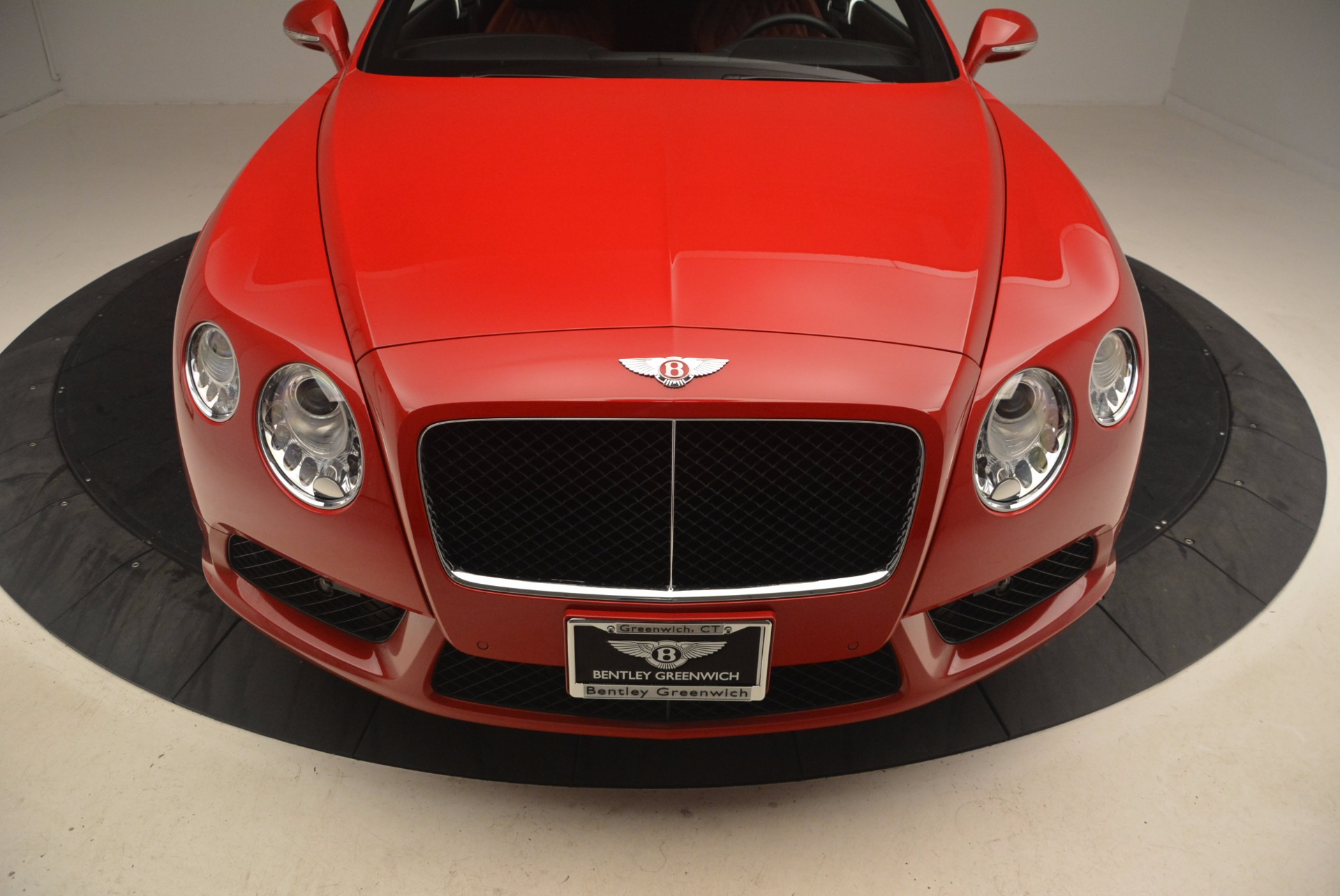 Used 2013 Bentley Continental GT V8 For Sale In Greenwich, CT. Alfa Romeo of Greenwich, 4371A 1185_p13