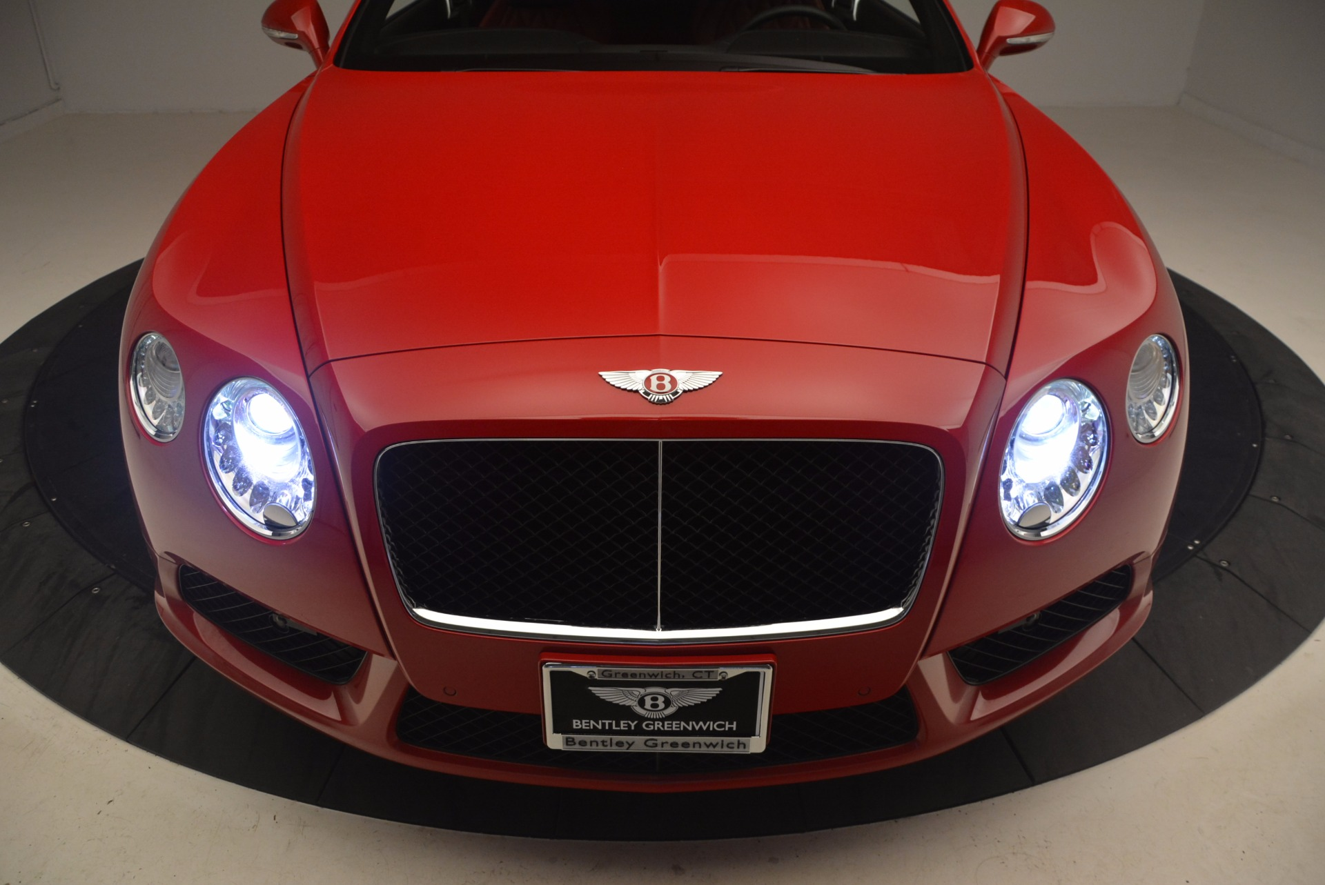 Used 2013 Bentley Continental GT V8 For Sale In Greenwich, CT. Alfa Romeo of Greenwich, 4371A 1185_p15