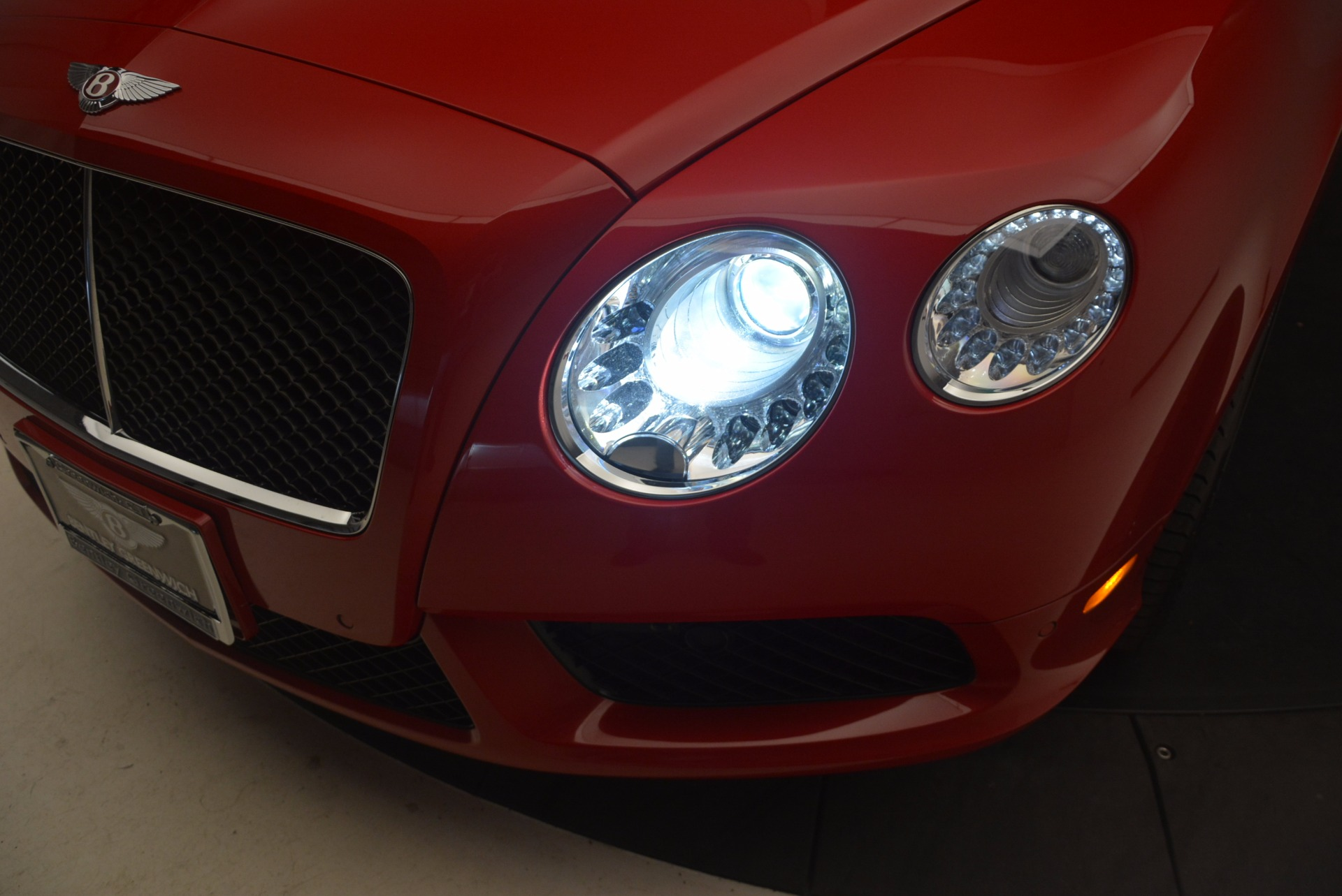 Used 2013 Bentley Continental GT V8 For Sale In Greenwich, CT. Alfa Romeo of Greenwich, 4371A 1185_p16