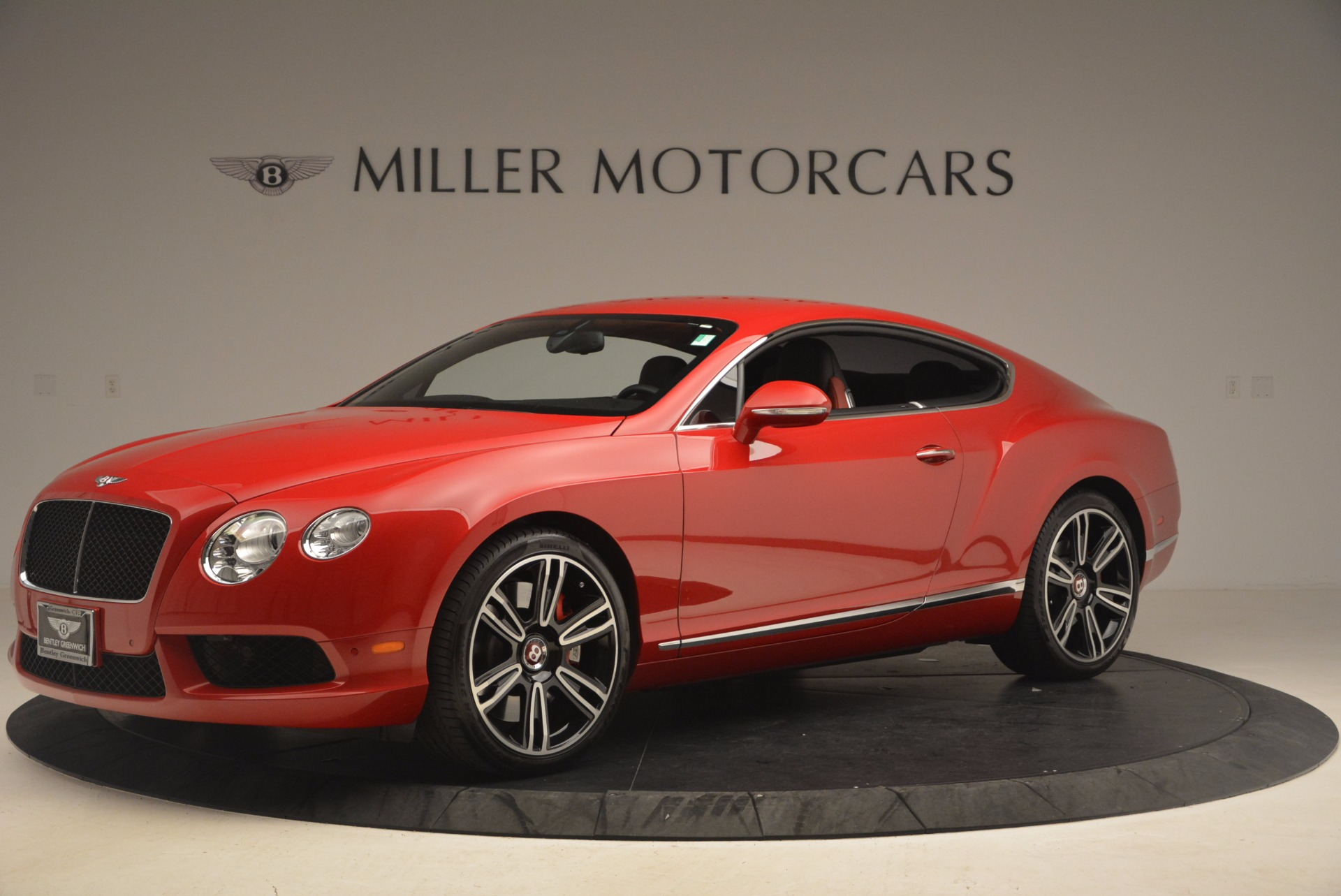 Used 2013 Bentley Continental GT V8 For Sale In Greenwich, CT. Alfa Romeo of Greenwich, 4371A 1185_p2