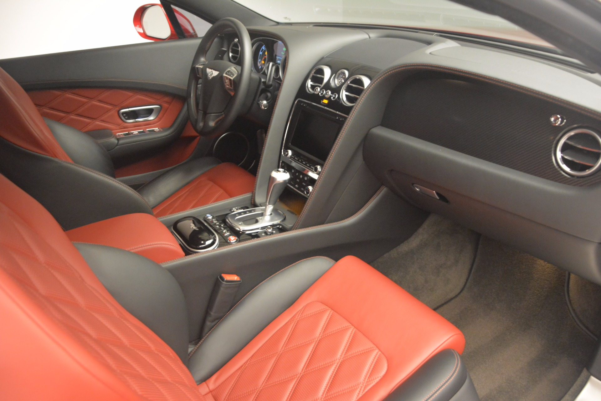 Used 2013 Bentley Continental GT V8 For Sale In Greenwich, CT. Alfa Romeo of Greenwich, 4371A 1185_p31