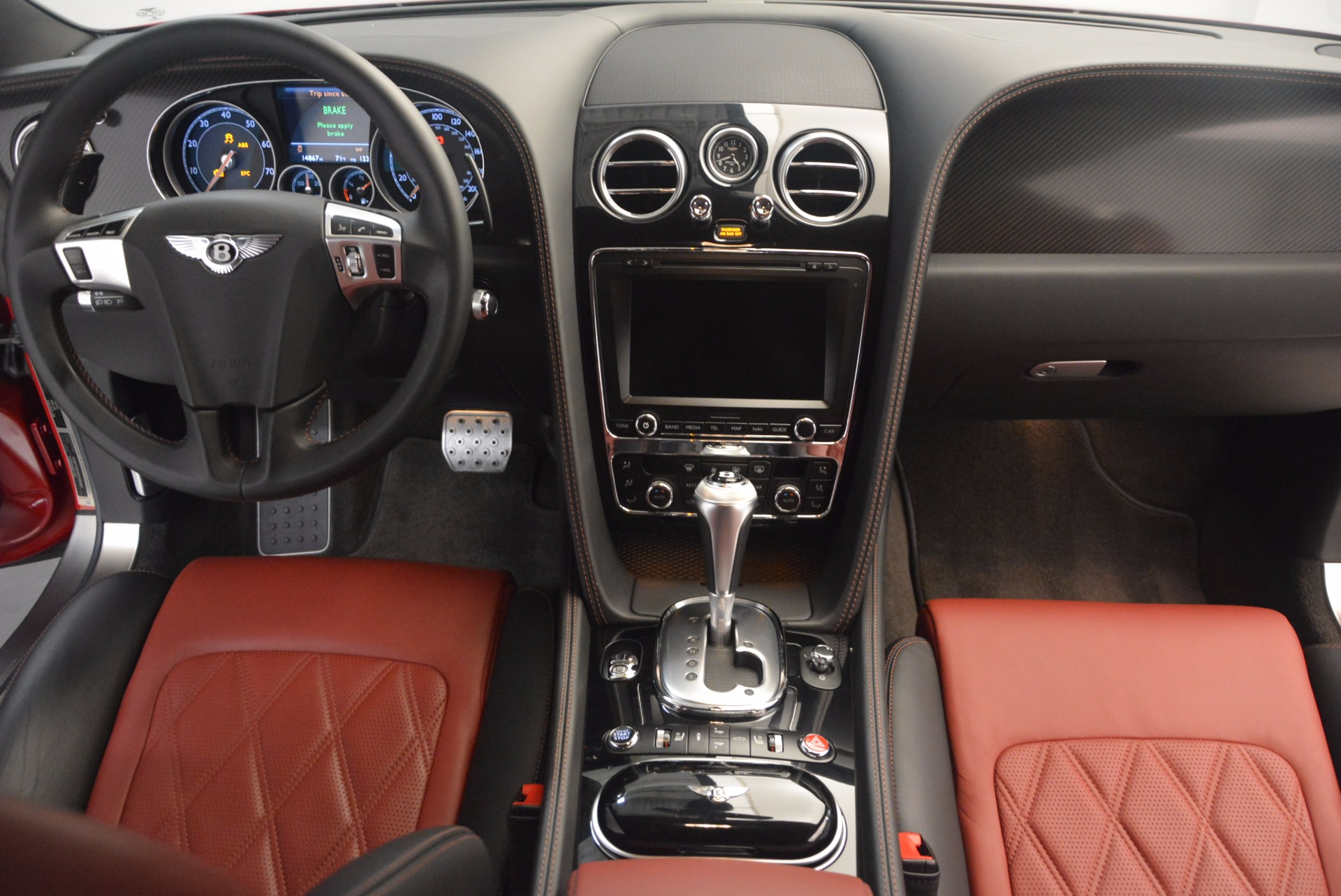 Used 2013 Bentley Continental GT V8 For Sale In Greenwich, CT. Alfa Romeo of Greenwich, 4371A 1185_p33