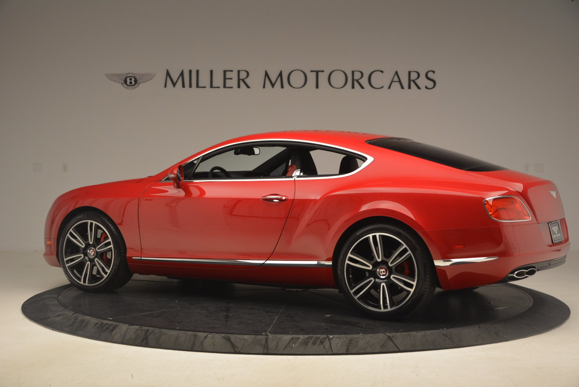Used 2013 Bentley Continental GT V8 For Sale In Greenwich, CT. Alfa Romeo of Greenwich, 4371A 1185_p4
