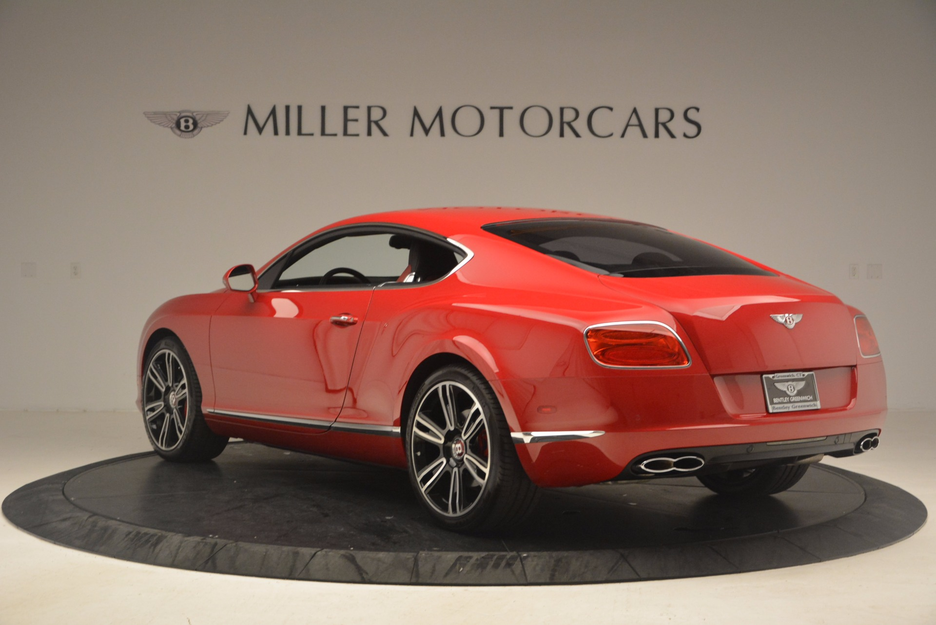Used 2013 Bentley Continental GT V8 For Sale In Greenwich, CT. Alfa Romeo of Greenwich, 4371A 1185_p5
