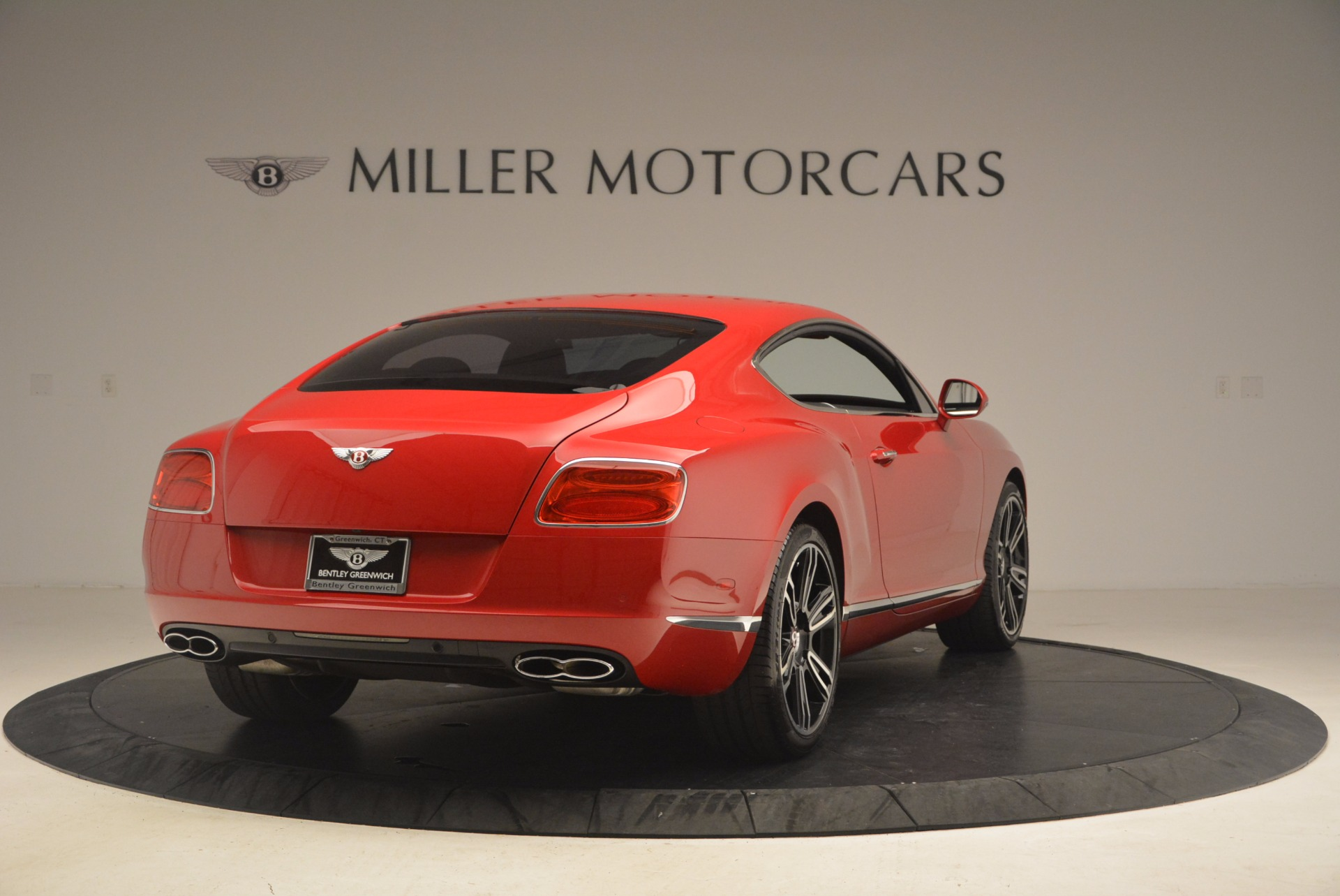 Used 2013 Bentley Continental GT V8 For Sale In Greenwich, CT. Alfa Romeo of Greenwich, 4371A 1185_p7
