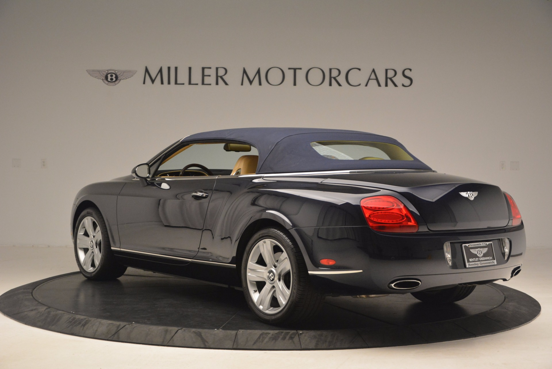 Used 2007 Bentley Continental GTC  For Sale In Greenwich, CT. Alfa Romeo of Greenwich, B1212A 1186_p18