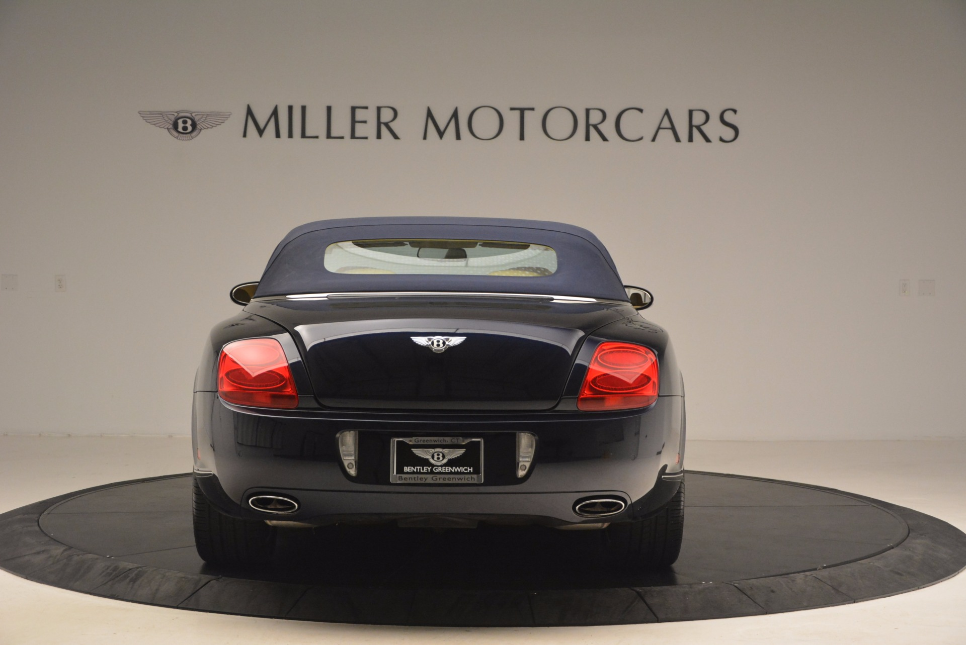 Used 2007 Bentley Continental GTC  For Sale In Greenwich, CT. Alfa Romeo of Greenwich, B1212A 1186_p19
