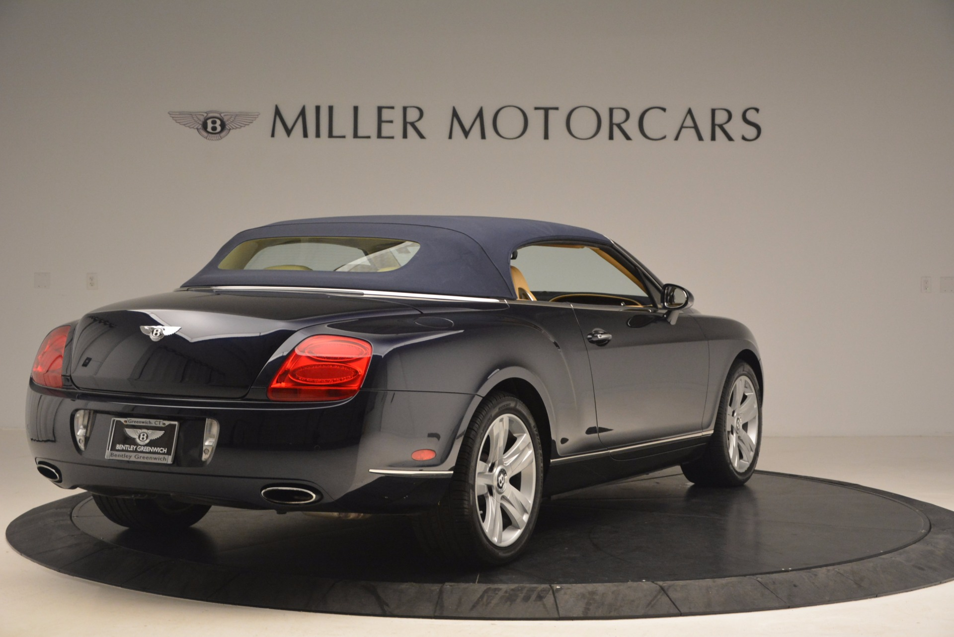 Used 2007 Bentley Continental GTC  For Sale In Greenwich, CT. Alfa Romeo of Greenwich, B1212A 1186_p20
