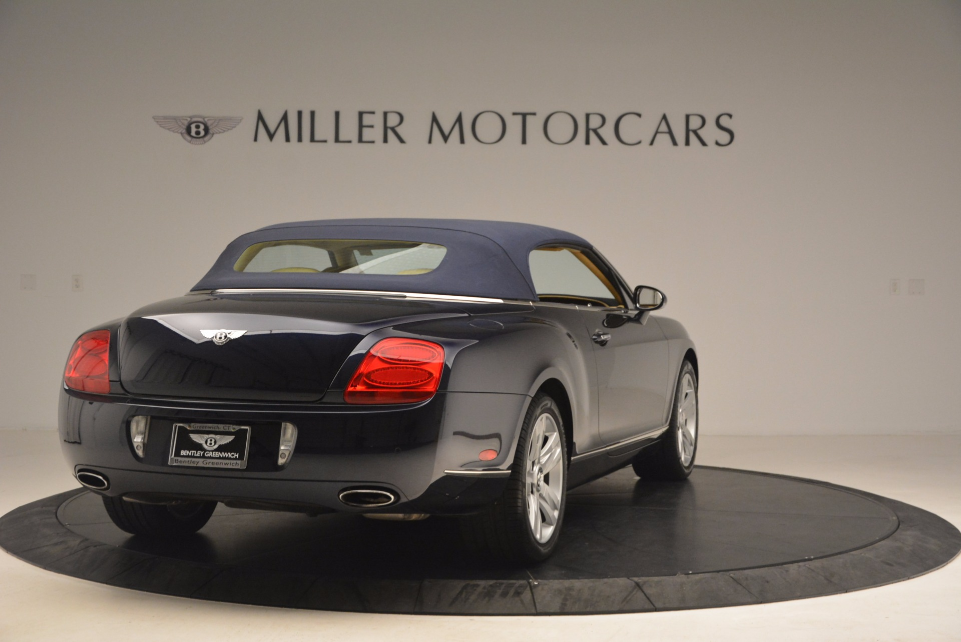 Used 2007 Bentley Continental GTC  For Sale In Greenwich, CT. Alfa Romeo of Greenwich, B1212A 1186_p21