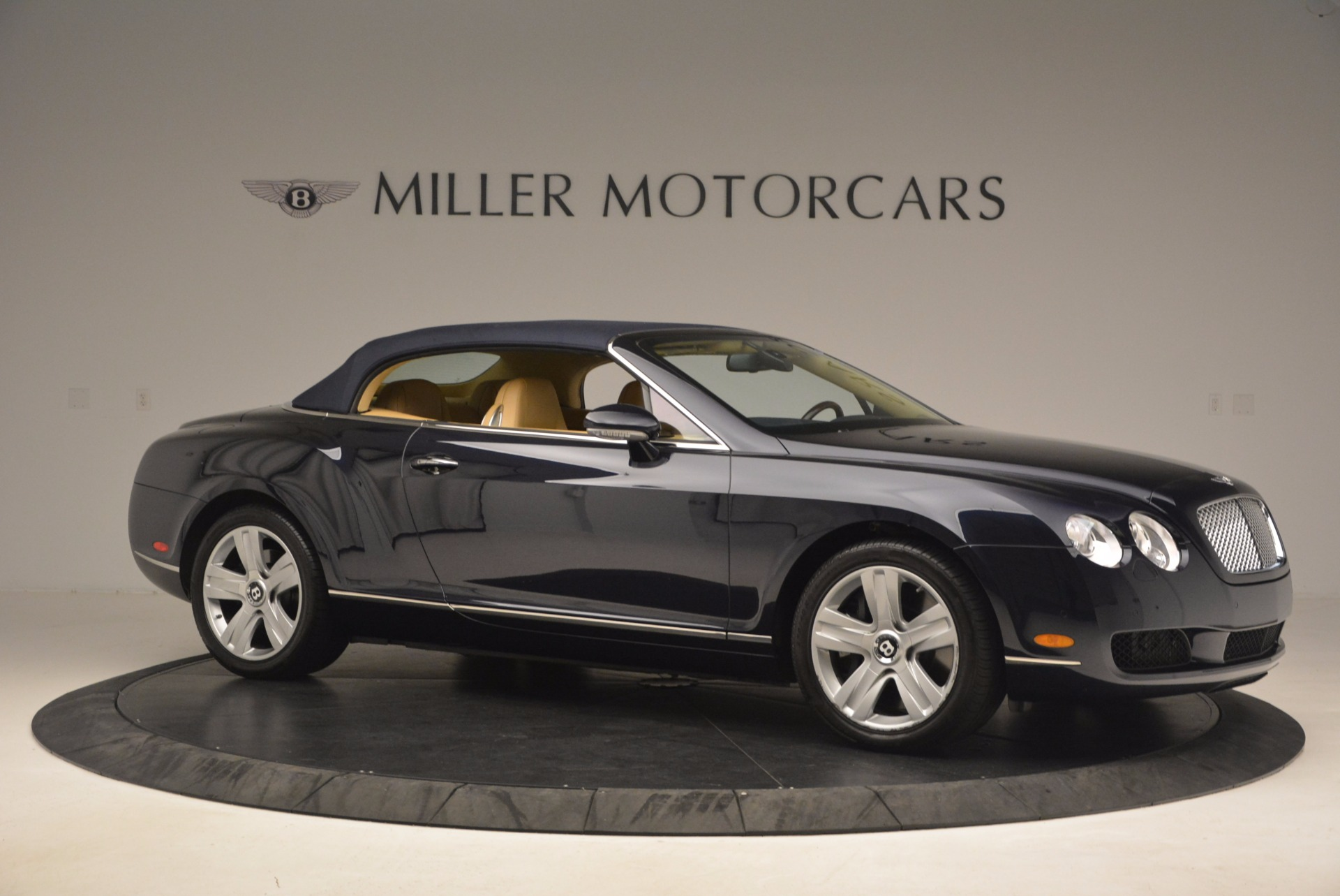Used 2007 Bentley Continental GTC  For Sale In Greenwich, CT. Alfa Romeo of Greenwich, B1212A 1186_p24