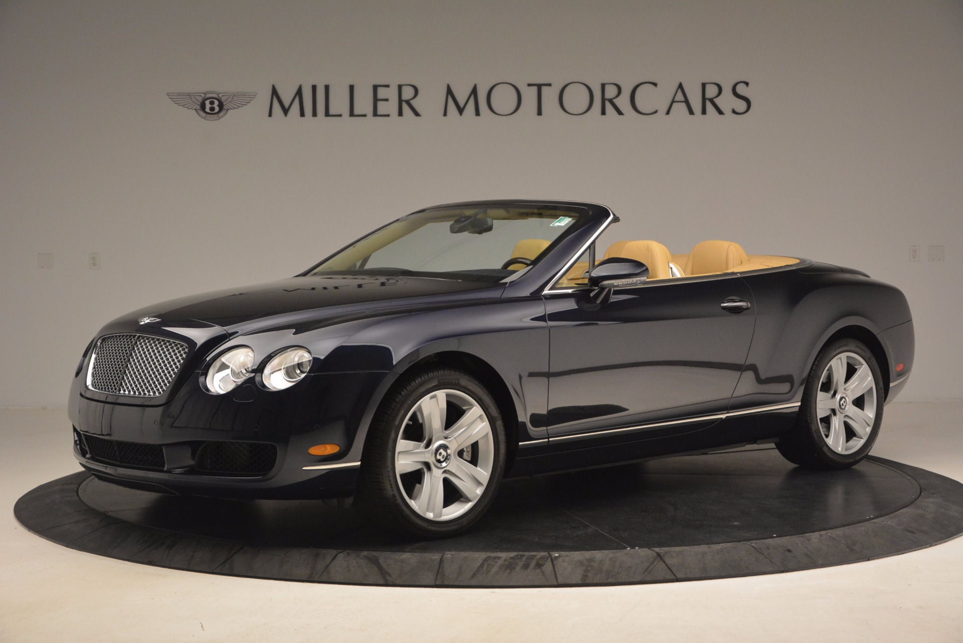 Used 2007 Bentley Continental GTC  For Sale In Greenwich, CT. Alfa Romeo of Greenwich, B1212A 1186_p2