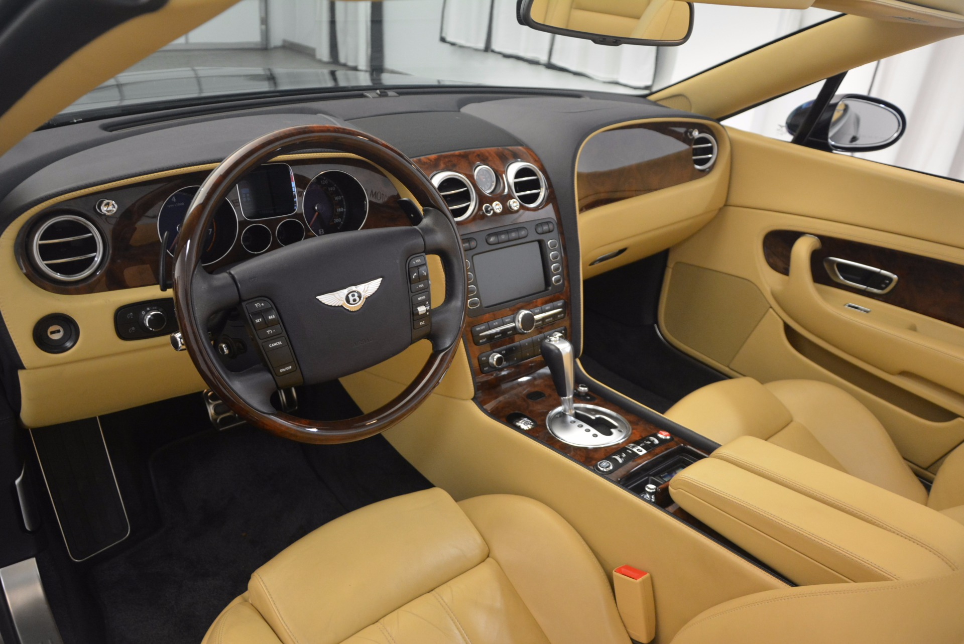 Used 2007 Bentley Continental GTC  For Sale In Greenwich, CT. Alfa Romeo of Greenwich, B1212A 1186_p32