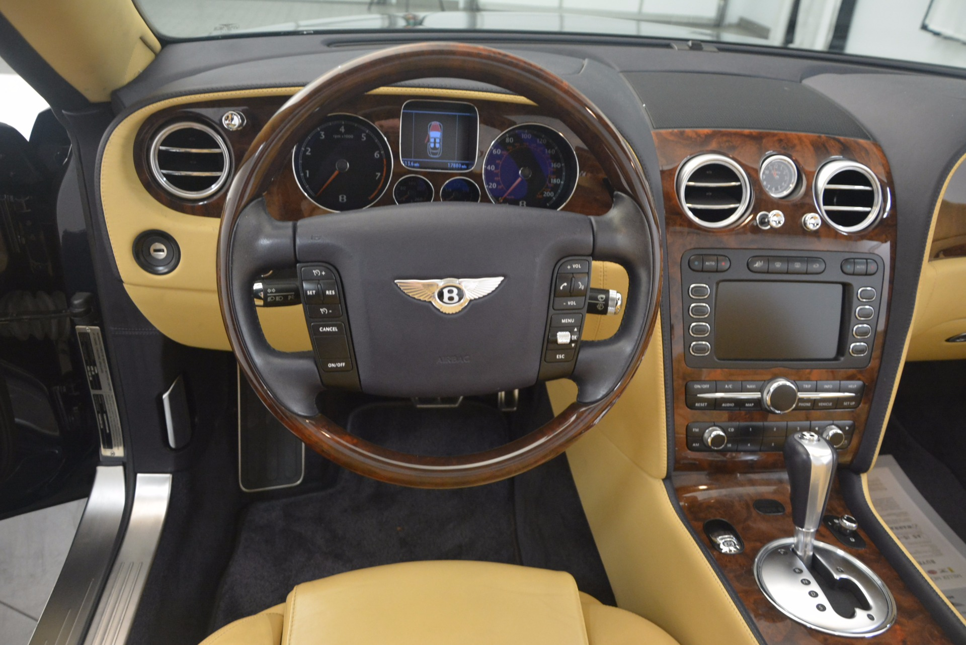 Used 2007 Bentley Continental GTC  For Sale In Greenwich, CT. Alfa Romeo of Greenwich, B1212A 1186_p33