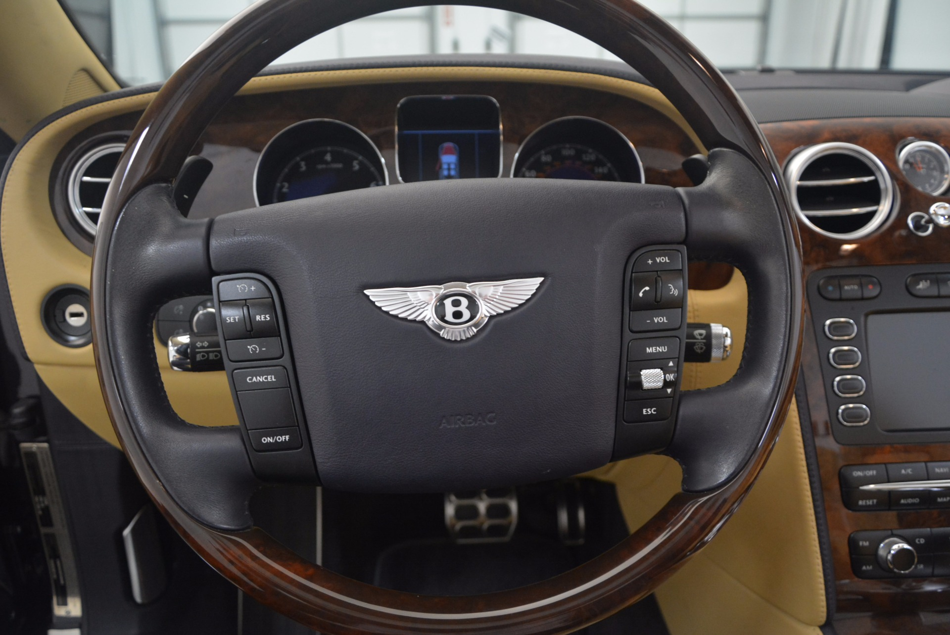 Used 2007 Bentley Continental GTC  For Sale In Greenwich, CT. Alfa Romeo of Greenwich, B1212A 1186_p34