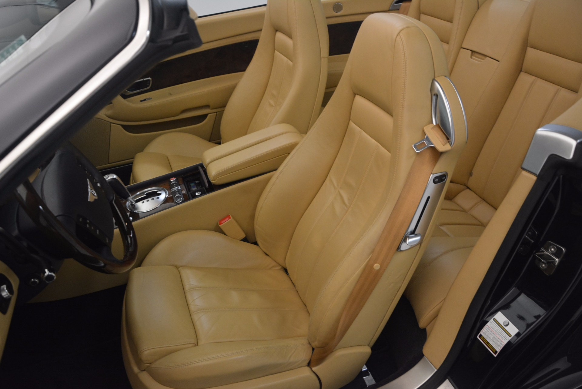 Used 2007 Bentley Continental GTC  For Sale In Greenwich, CT. Alfa Romeo of Greenwich, B1212A 1186_p35