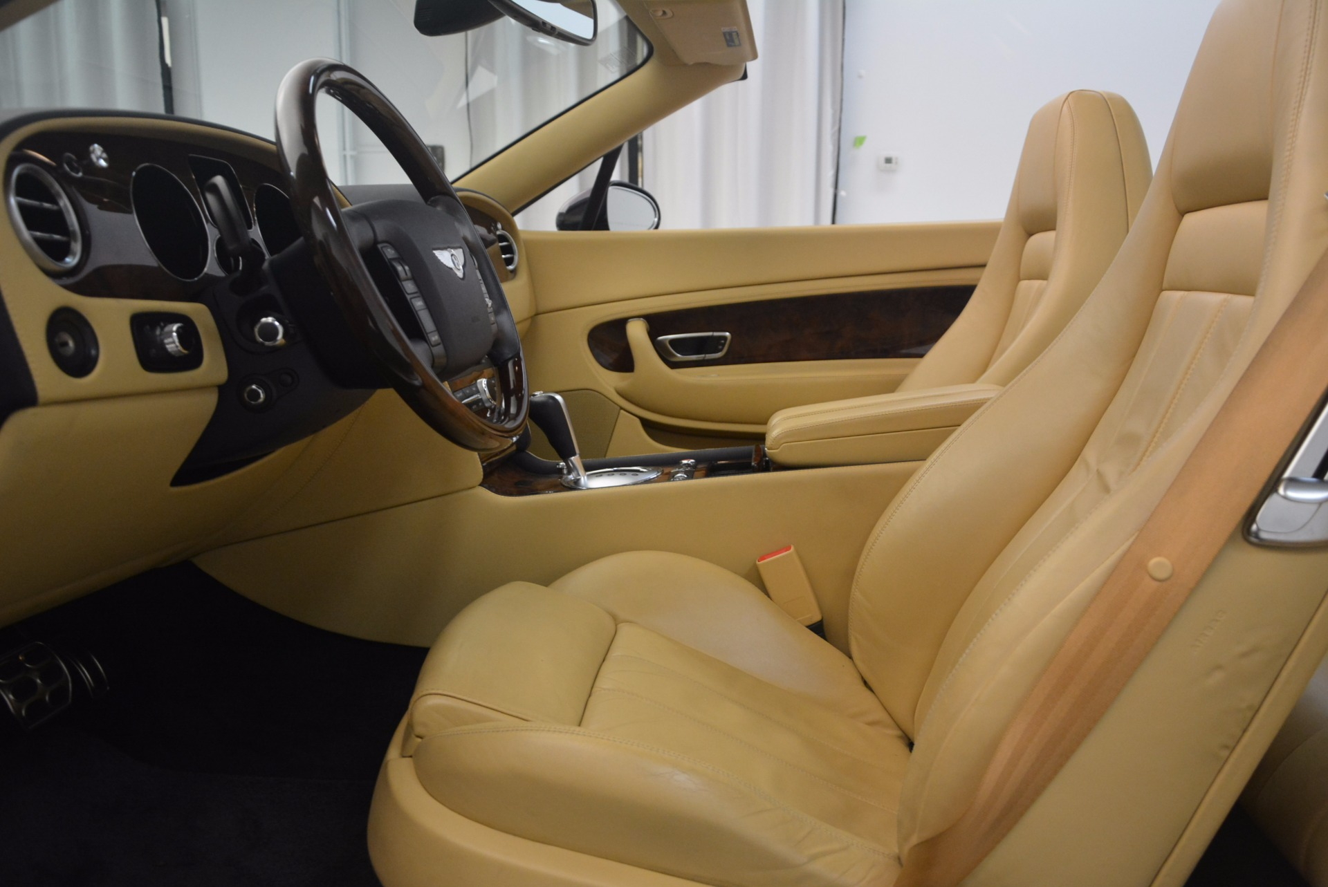 Used 2007 Bentley Continental GTC  For Sale In Greenwich, CT. Alfa Romeo of Greenwich, B1212A 1186_p36