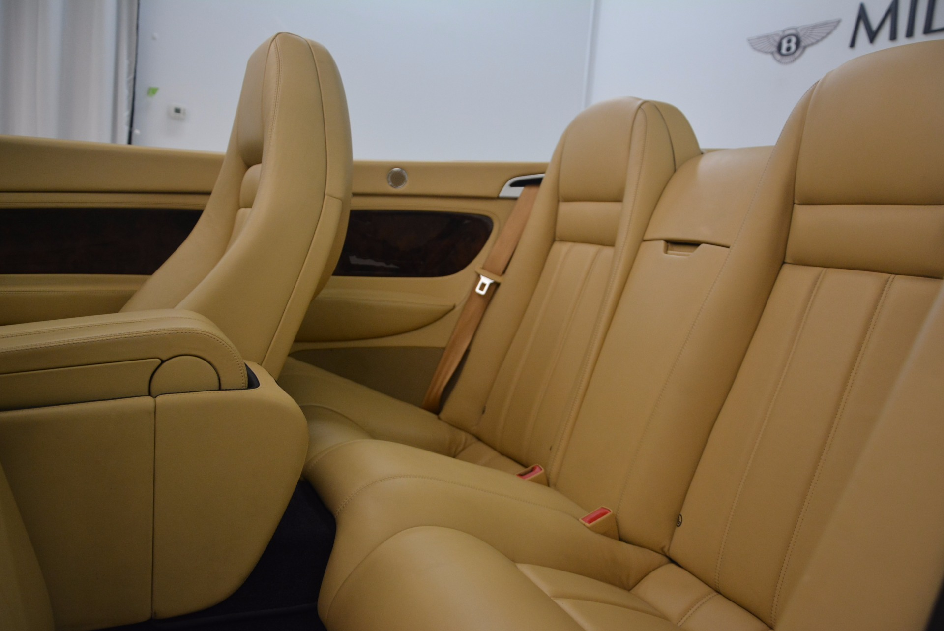 Used 2007 Bentley Continental GTC  For Sale In Greenwich, CT. Alfa Romeo of Greenwich, B1212A 1186_p38