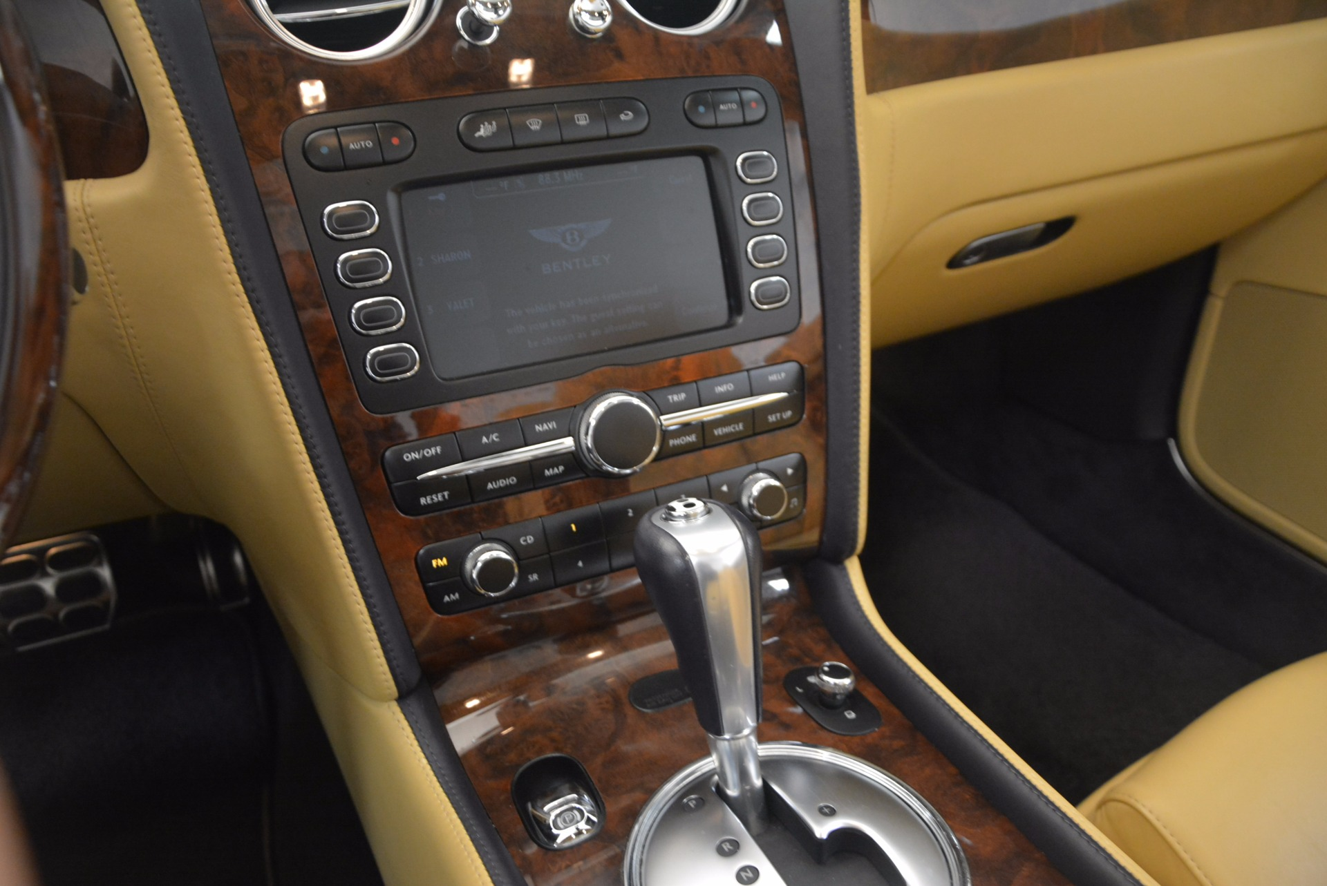 Used 2007 Bentley Continental GTC  For Sale In Greenwich, CT. Alfa Romeo of Greenwich, B1212A 1186_p41
