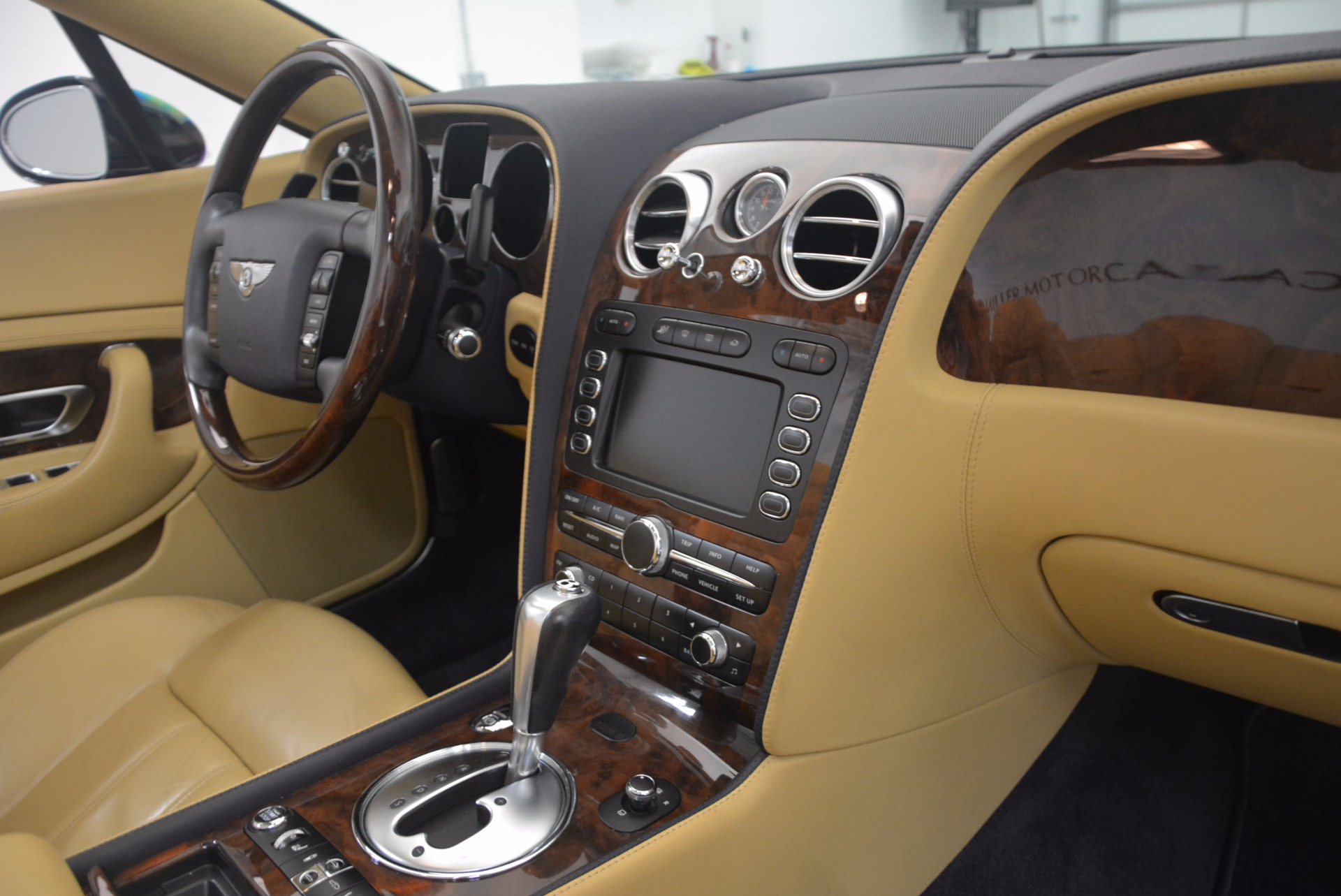 Used 2007 Bentley Continental GTC  For Sale In Greenwich, CT. Alfa Romeo of Greenwich, B1212A 1186_p47
