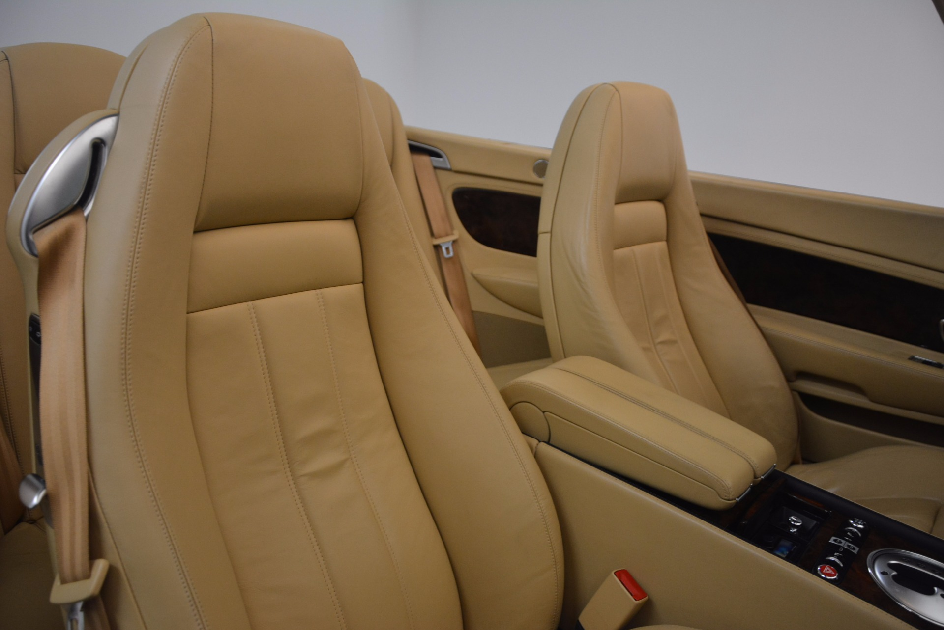 Used 2007 Bentley Continental GTC  For Sale In Greenwich, CT. Alfa Romeo of Greenwich, B1212A 1186_p51