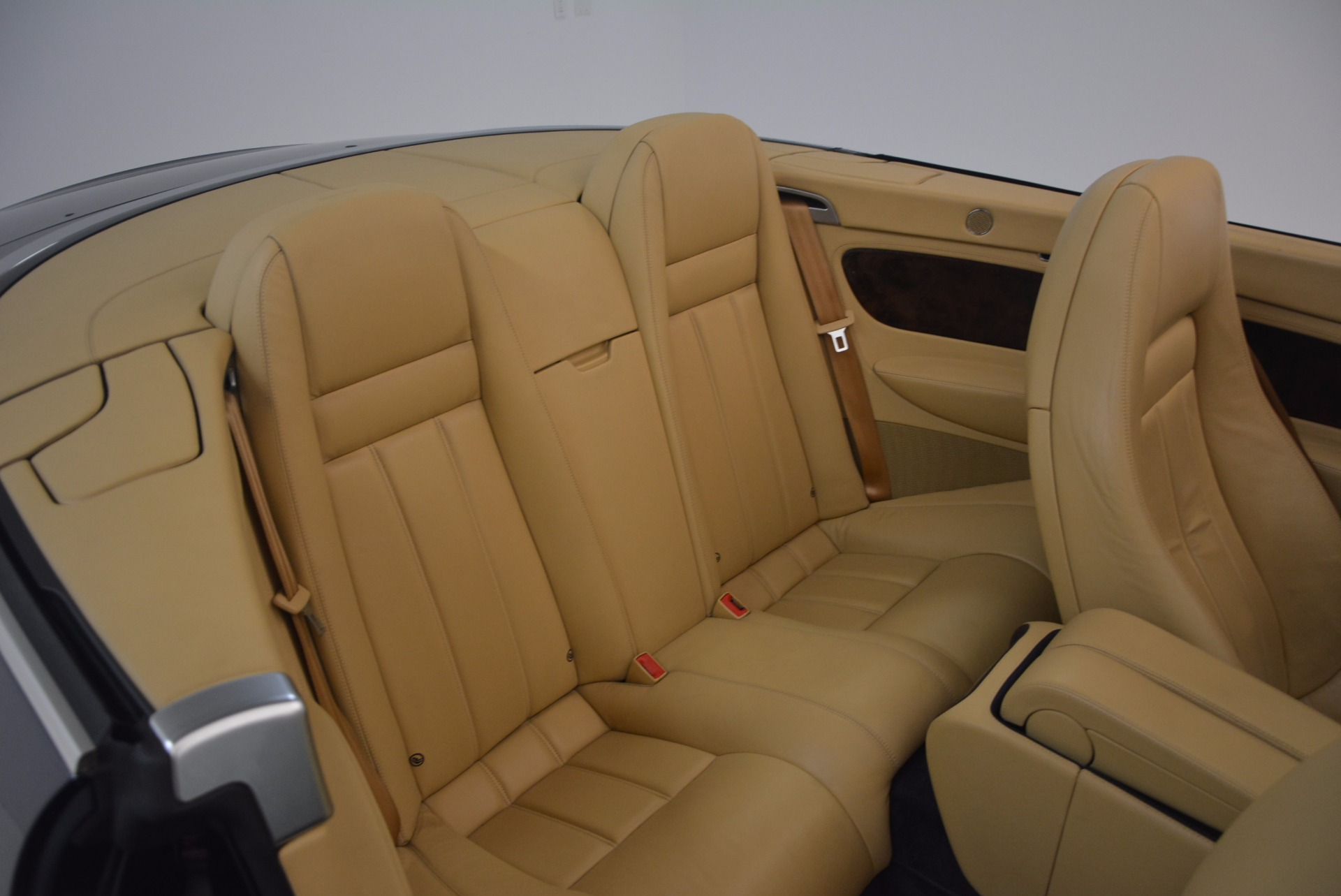 Used 2007 Bentley Continental GTC  For Sale In Greenwich, CT. Alfa Romeo of Greenwich, B1212A 1186_p52