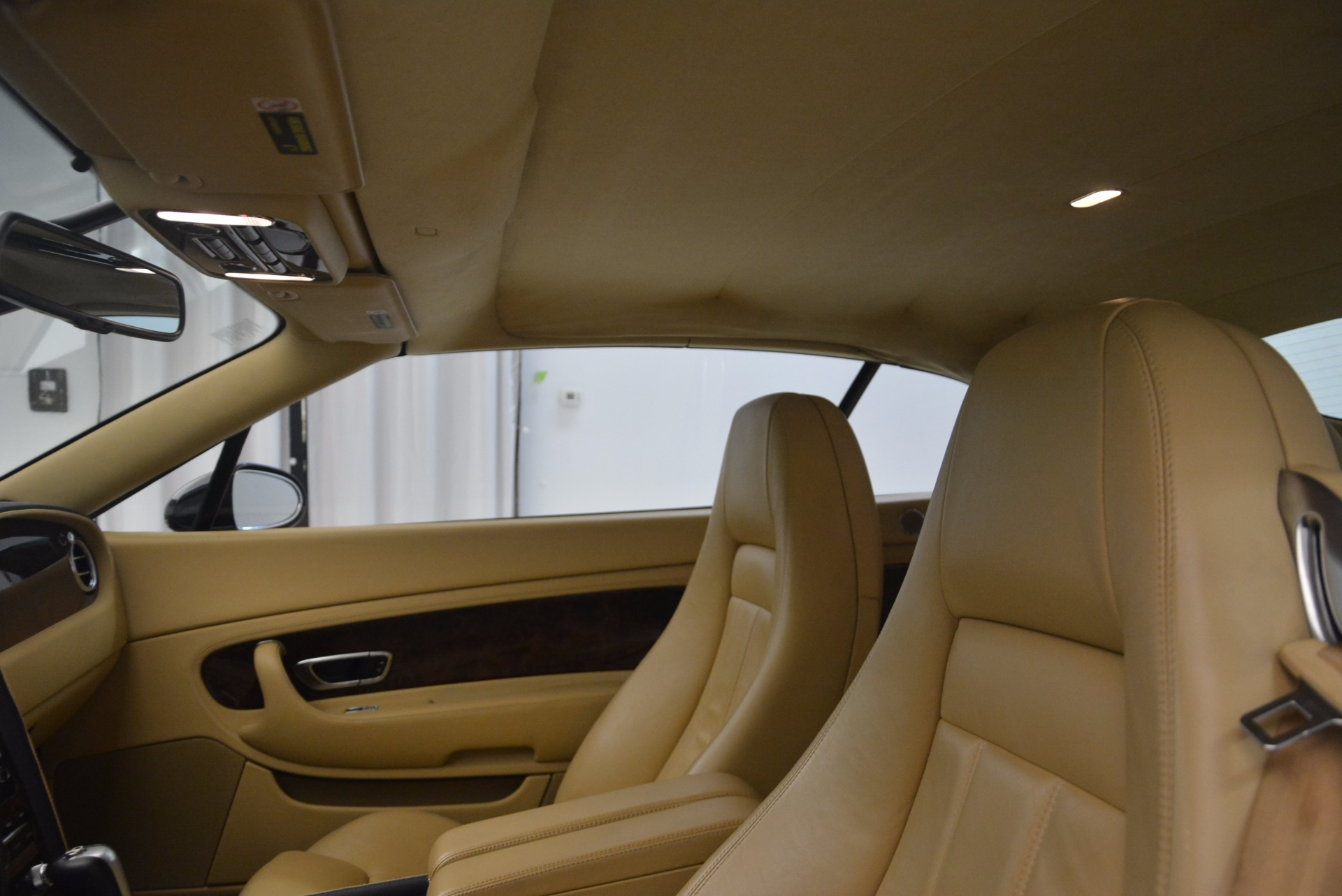 Used 2007 Bentley Continental GTC  For Sale In Greenwich, CT. Alfa Romeo of Greenwich, B1212A 1186_p54