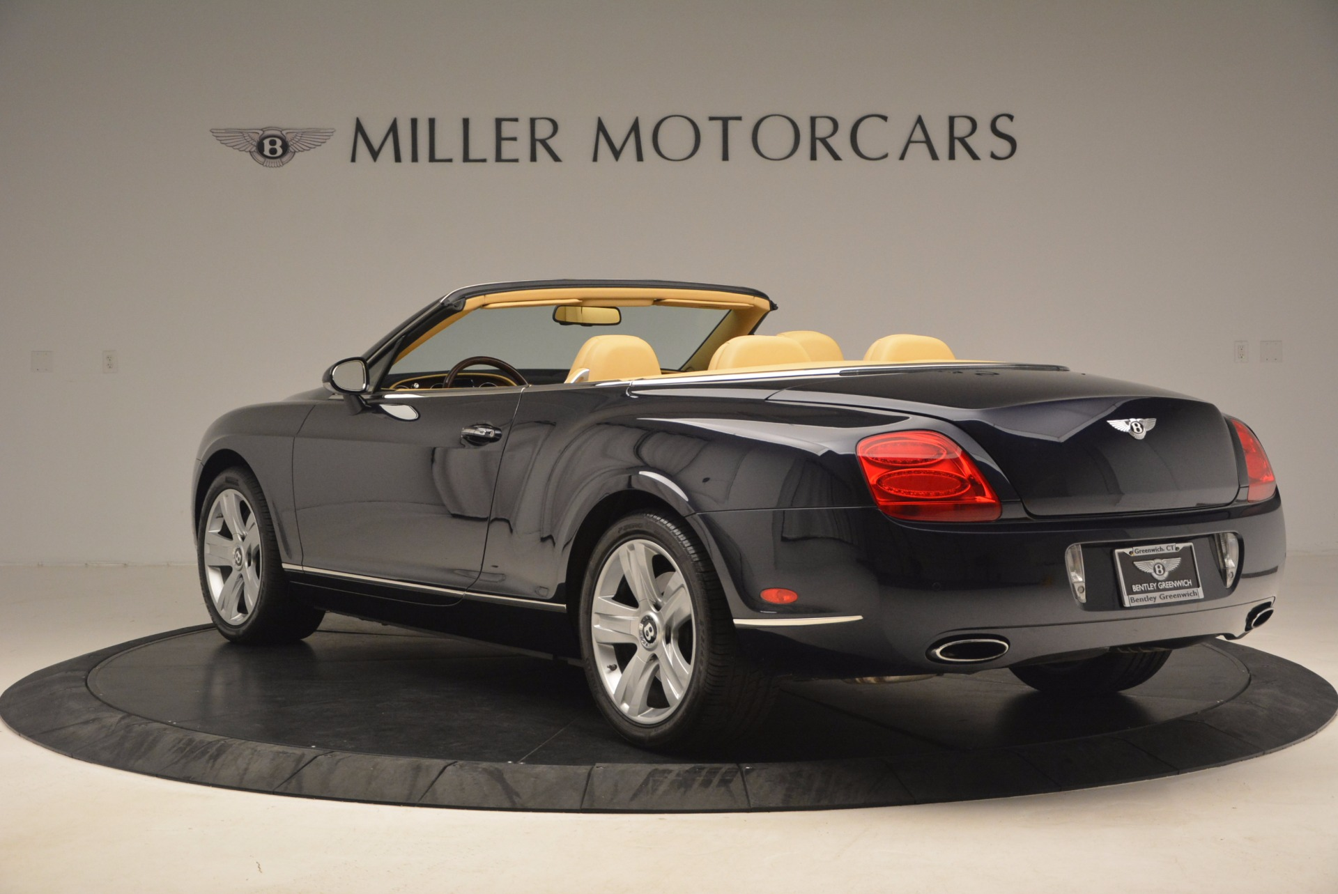 Used 2007 Bentley Continental GTC  For Sale In Greenwich, CT. Alfa Romeo of Greenwich, B1212A 1186_p5