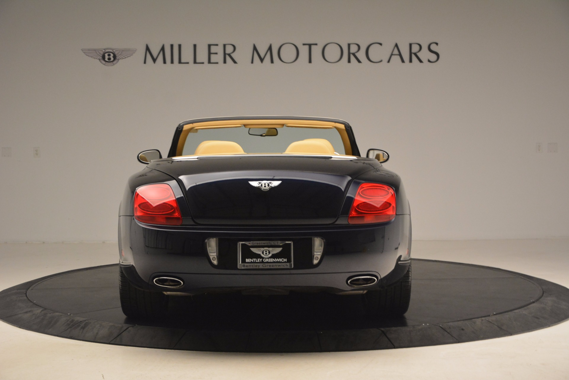 Used 2007 Bentley Continental GTC  For Sale In Greenwich, CT. Alfa Romeo of Greenwich, B1212A 1186_p6