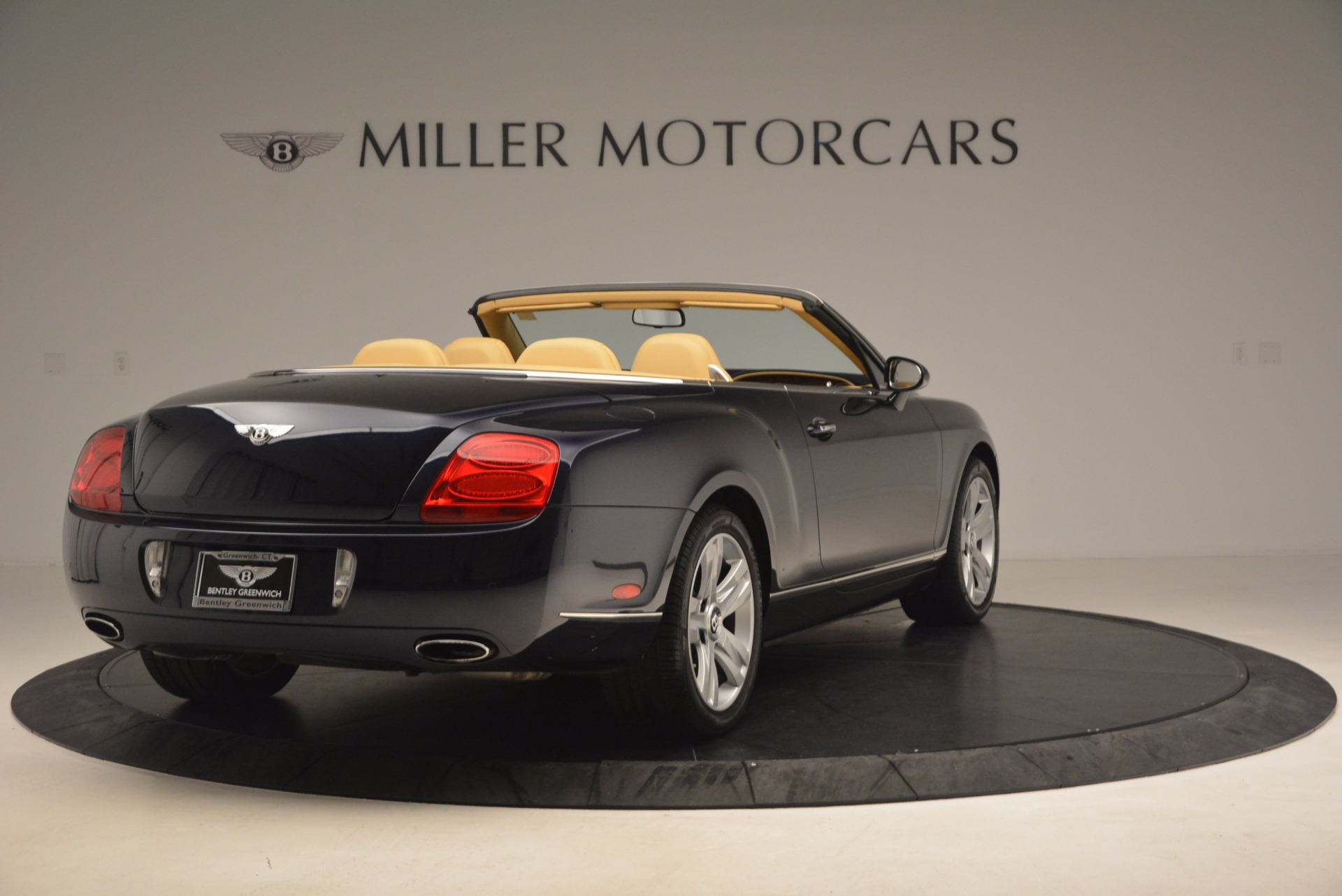 Used 2007 Bentley Continental GTC  For Sale In Greenwich, CT. Alfa Romeo of Greenwich, B1212A 1186_p7