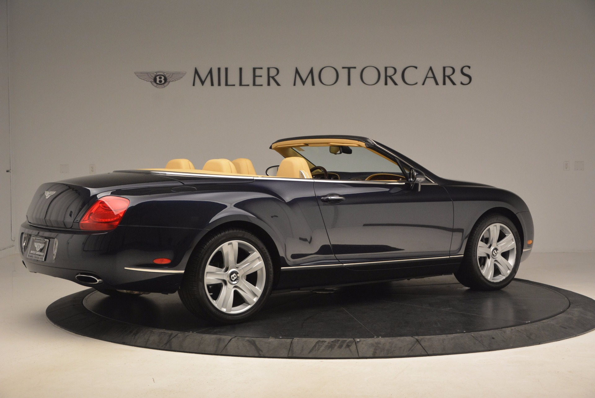 Used 2007 Bentley Continental GTC  For Sale In Greenwich, CT. Alfa Romeo of Greenwich, B1212A 1186_p8