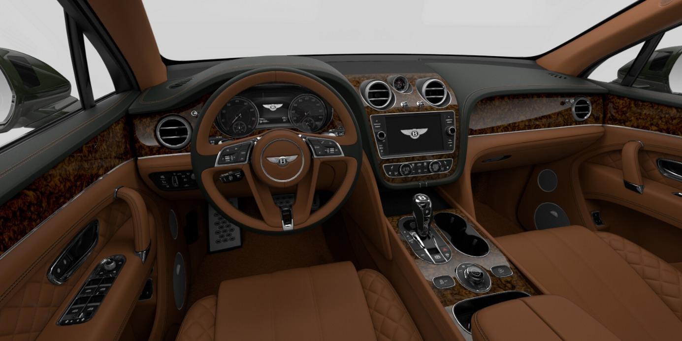 Used 2017 Bentley Bentayga  For Sale In Greenwich, CT. Alfa Romeo of Greenwich, 15378 1188_p6