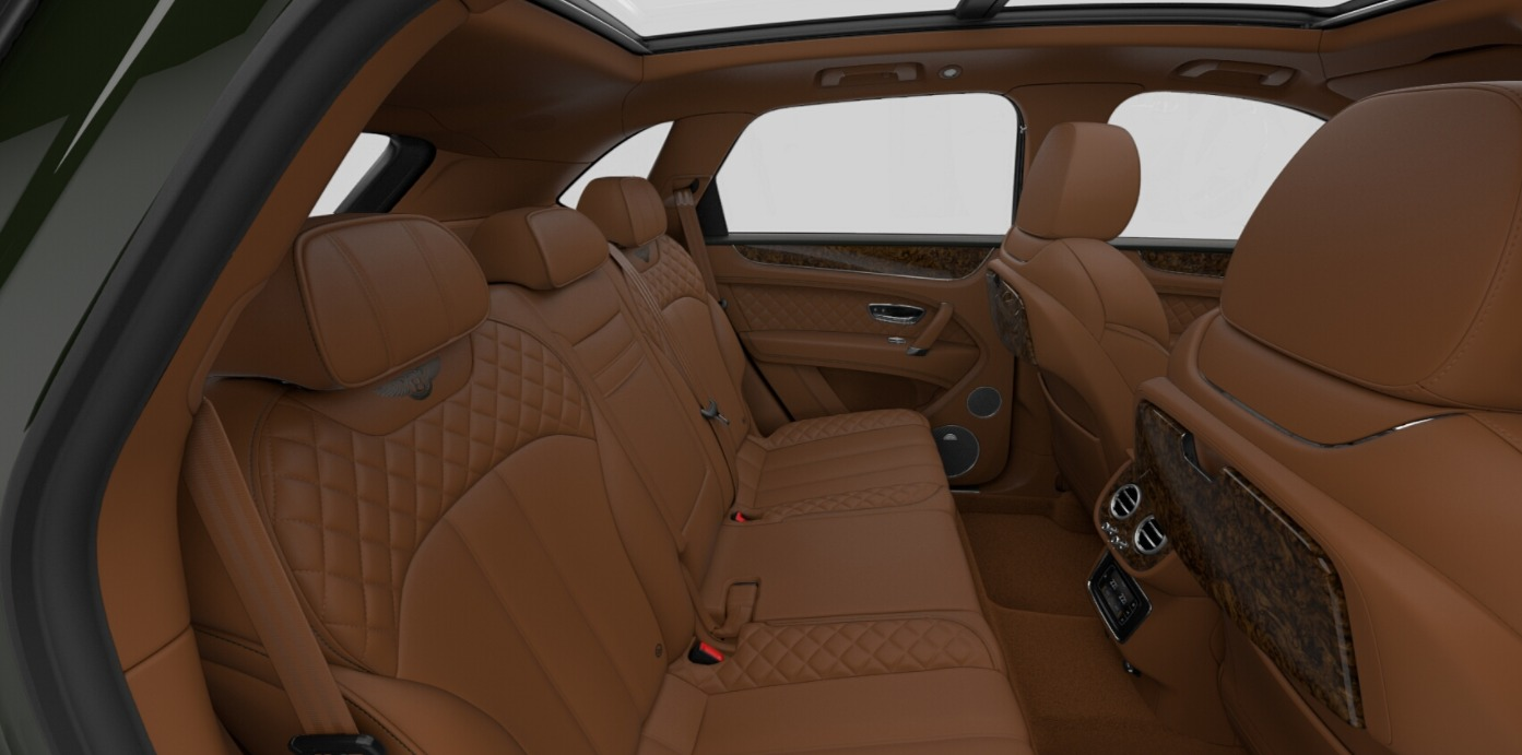 Used 2017 Bentley Bentayga  For Sale In Greenwich, CT. Alfa Romeo of Greenwich, 15378 1188_p8