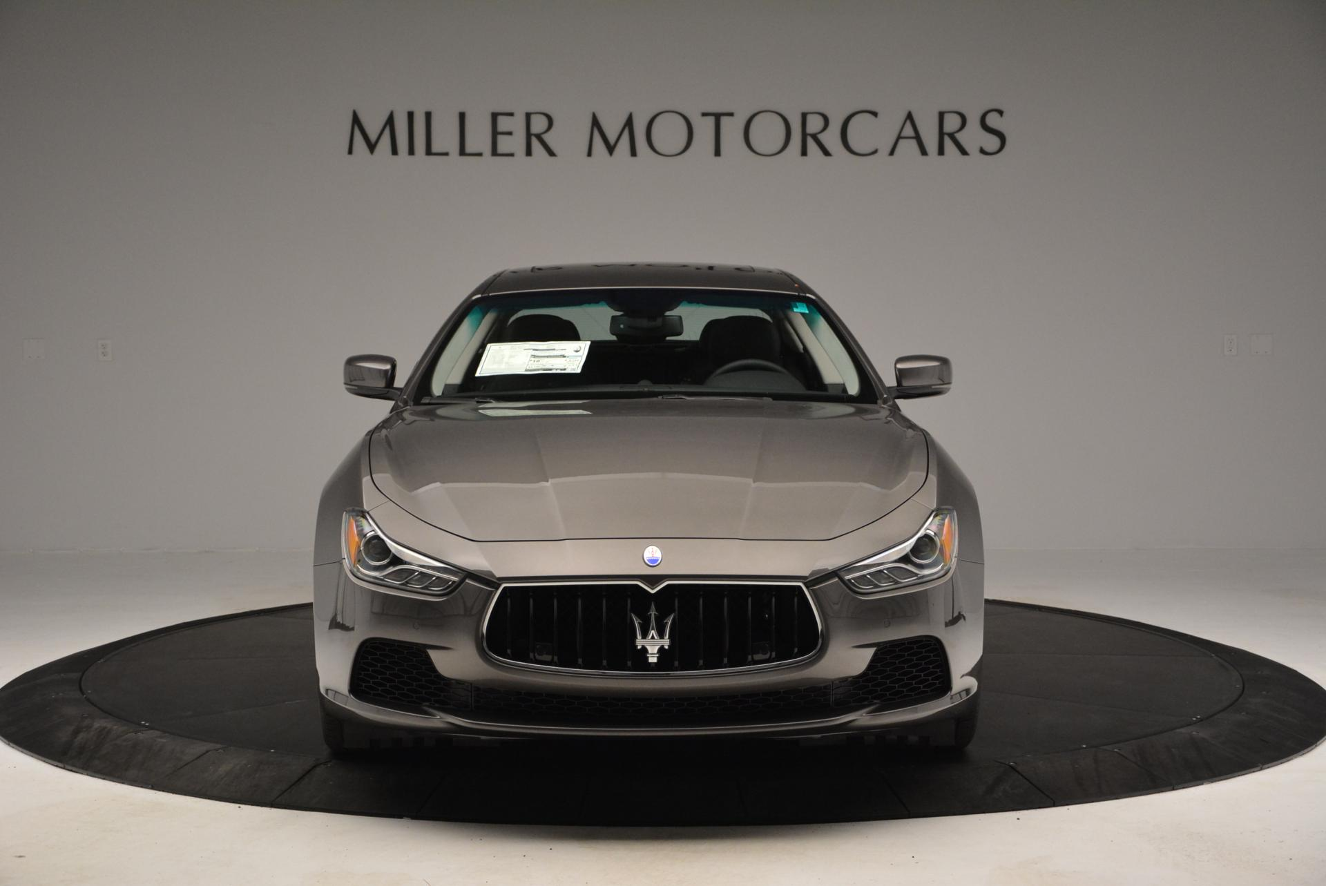 Used 2015 Maserati Ghibli S Q4 For Sale In Greenwich, CT. Alfa Romeo of Greenwich, M1358 119_p11