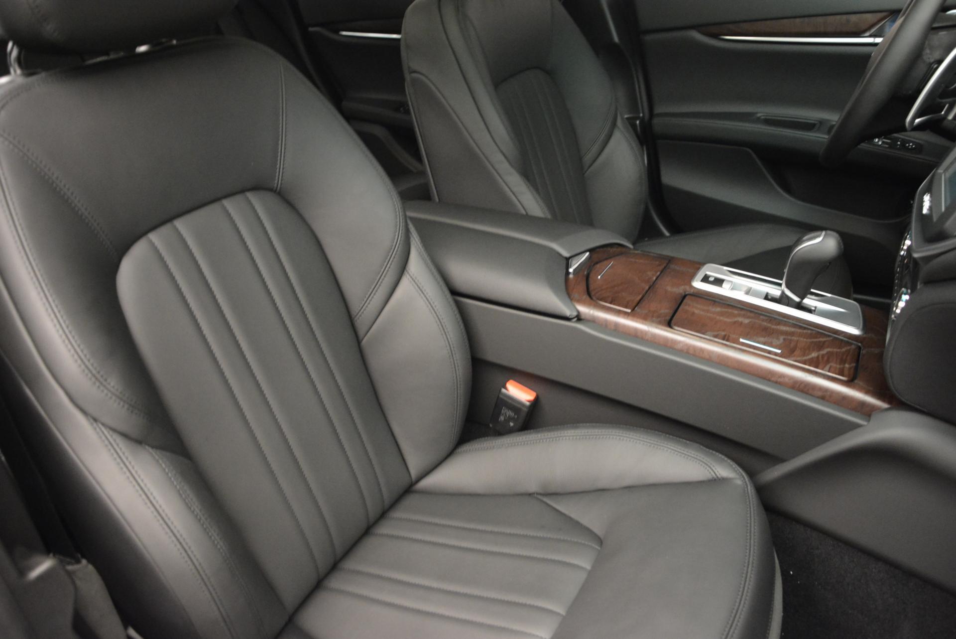 Used 2015 Maserati Ghibli S Q4 For Sale In Greenwich, CT. Alfa Romeo of Greenwich, M1358 119_p19