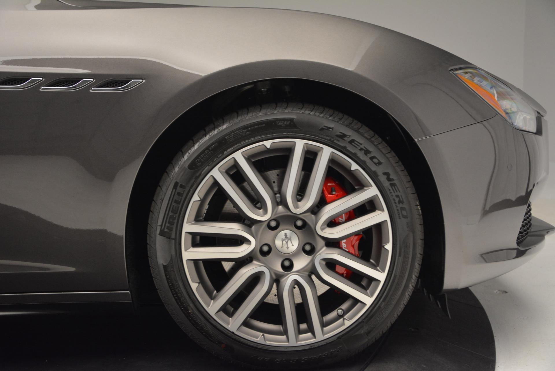 Used 2015 Maserati Ghibli S Q4 For Sale In Greenwich, CT. Alfa Romeo of Greenwich, M1358 119_p23